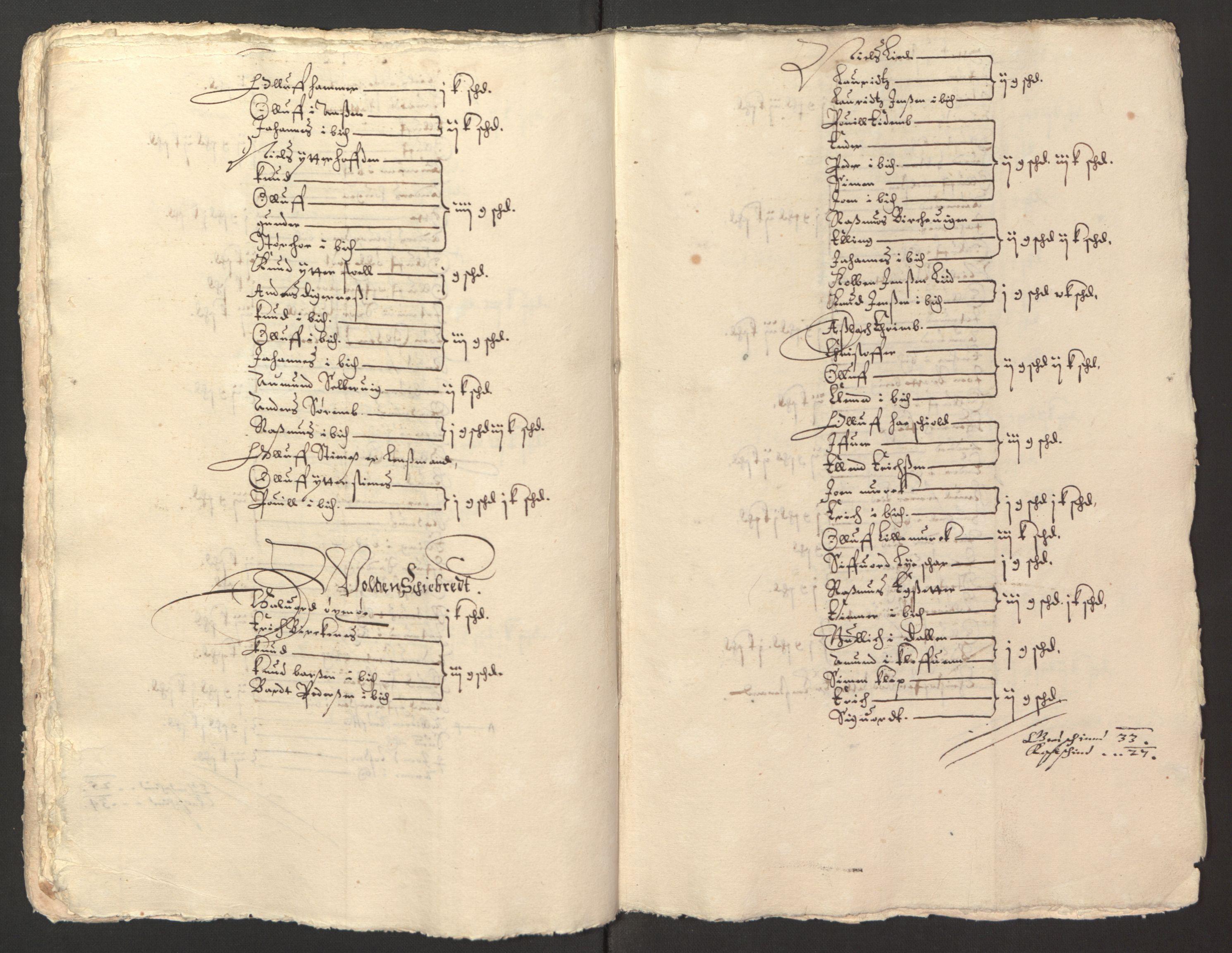 RA, Stattholderembetet 1572-1771, Ek/L0003: Jordebøker til utlikning av garnisonsskatt 1624-1626:, 1624-1625, s. 313