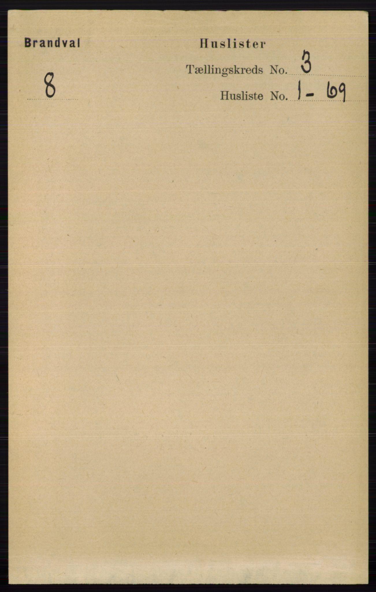 RA, Folketelling 1891 for 0422 Brandval herred, 1891, s. 1159