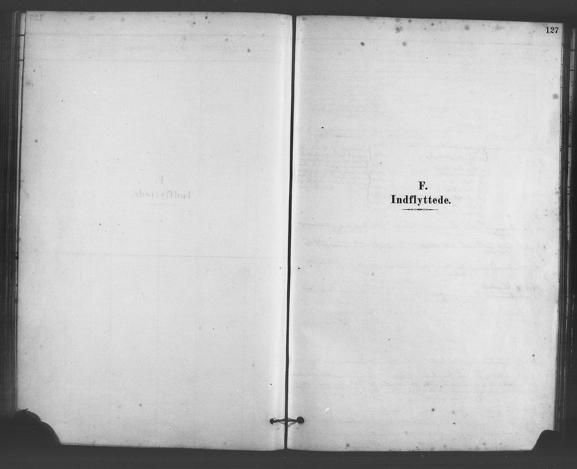 SAB, Fana Sokneprestembete, H/Haa/Haab/L0001: Ministerialbok nr. B 1, 1878-1889, s. 127