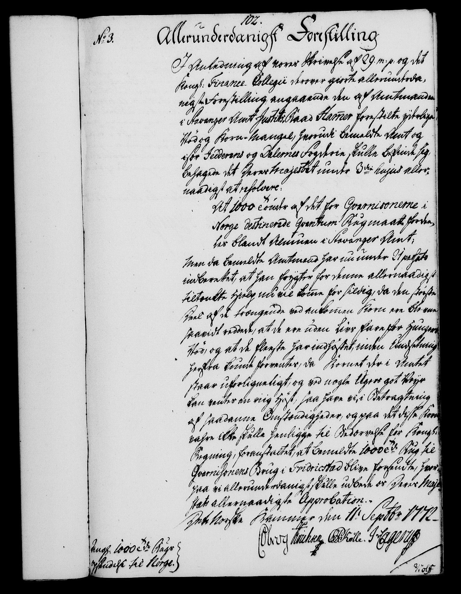 RA, Rentekammeret, Kammerkanselliet, G/Gf/Gfa/L0054: Norsk relasjons- og resolusjonsprotokoll (merket RK 52.54), 1771-1772, s. 601