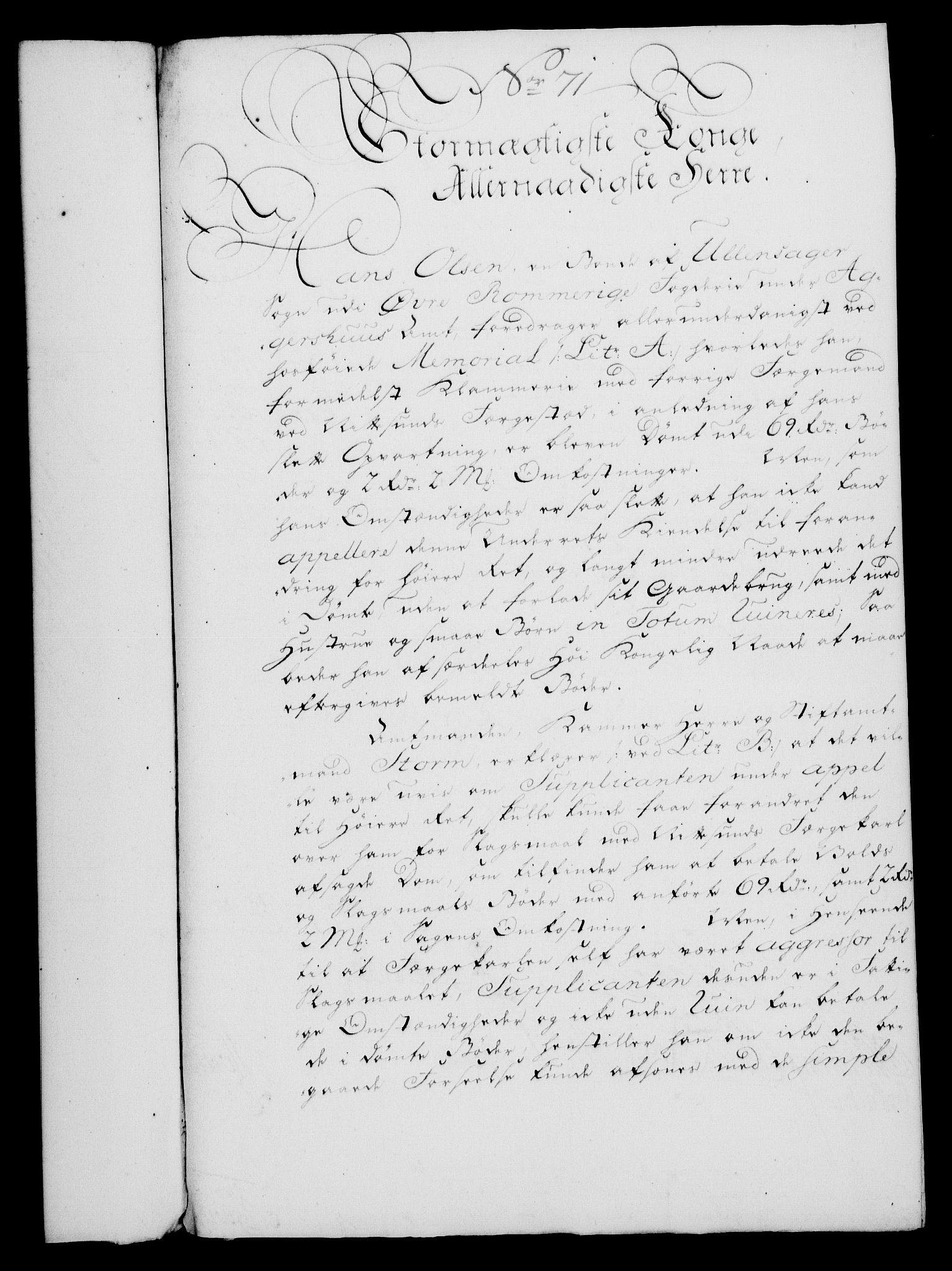 RA, Rentekammeret, Kammerkanselliet, G/Gf/Gfa/L0046: Norsk relasjons- og resolusjonsprotokoll (merket RK 52.46), 1764, s. 304
