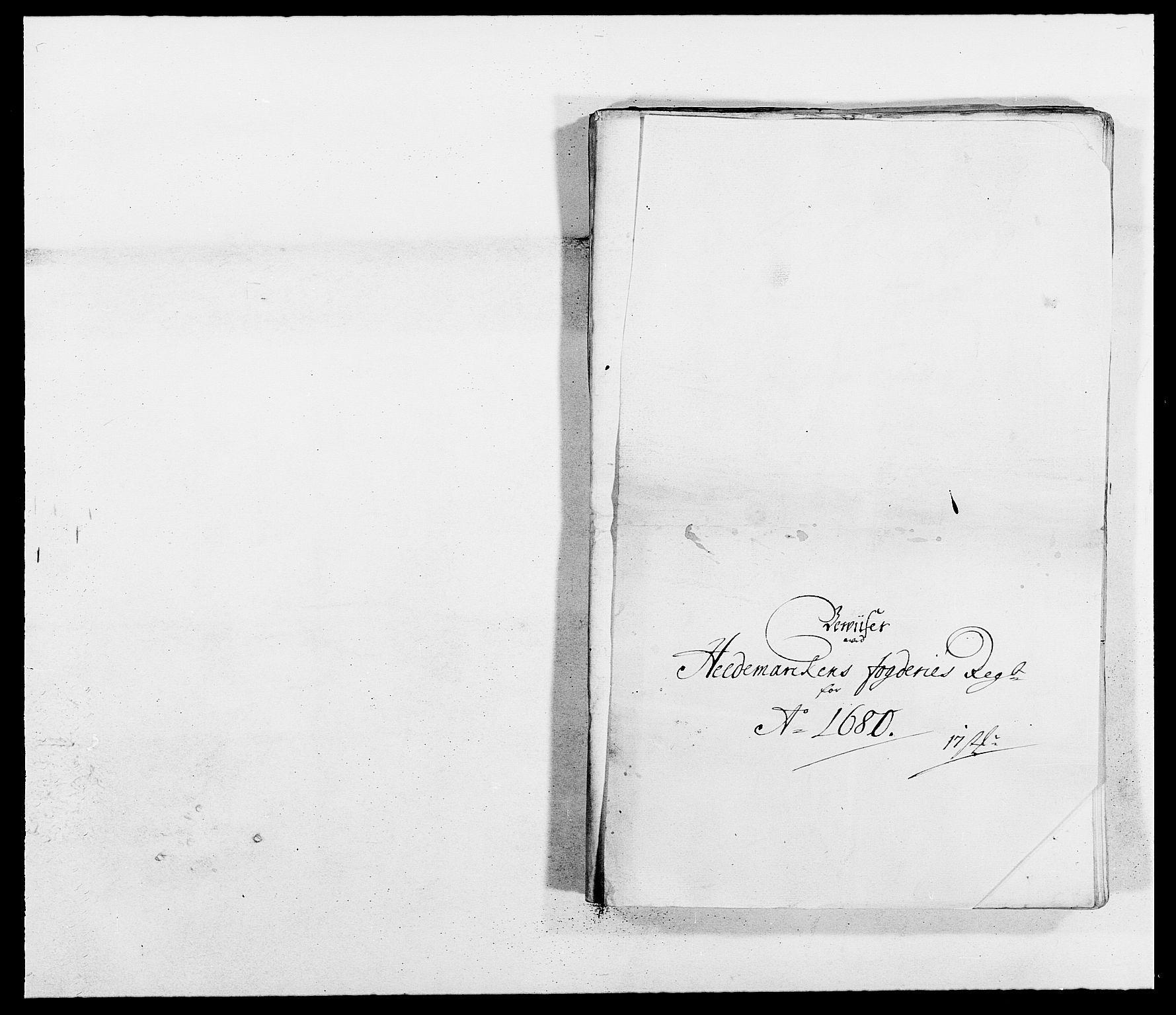 RA, Rentekammeret inntil 1814, Reviderte regnskaper, Fogderegnskap, R16/L1020: Fogderegnskap Hedmark, 1680, s. 293
