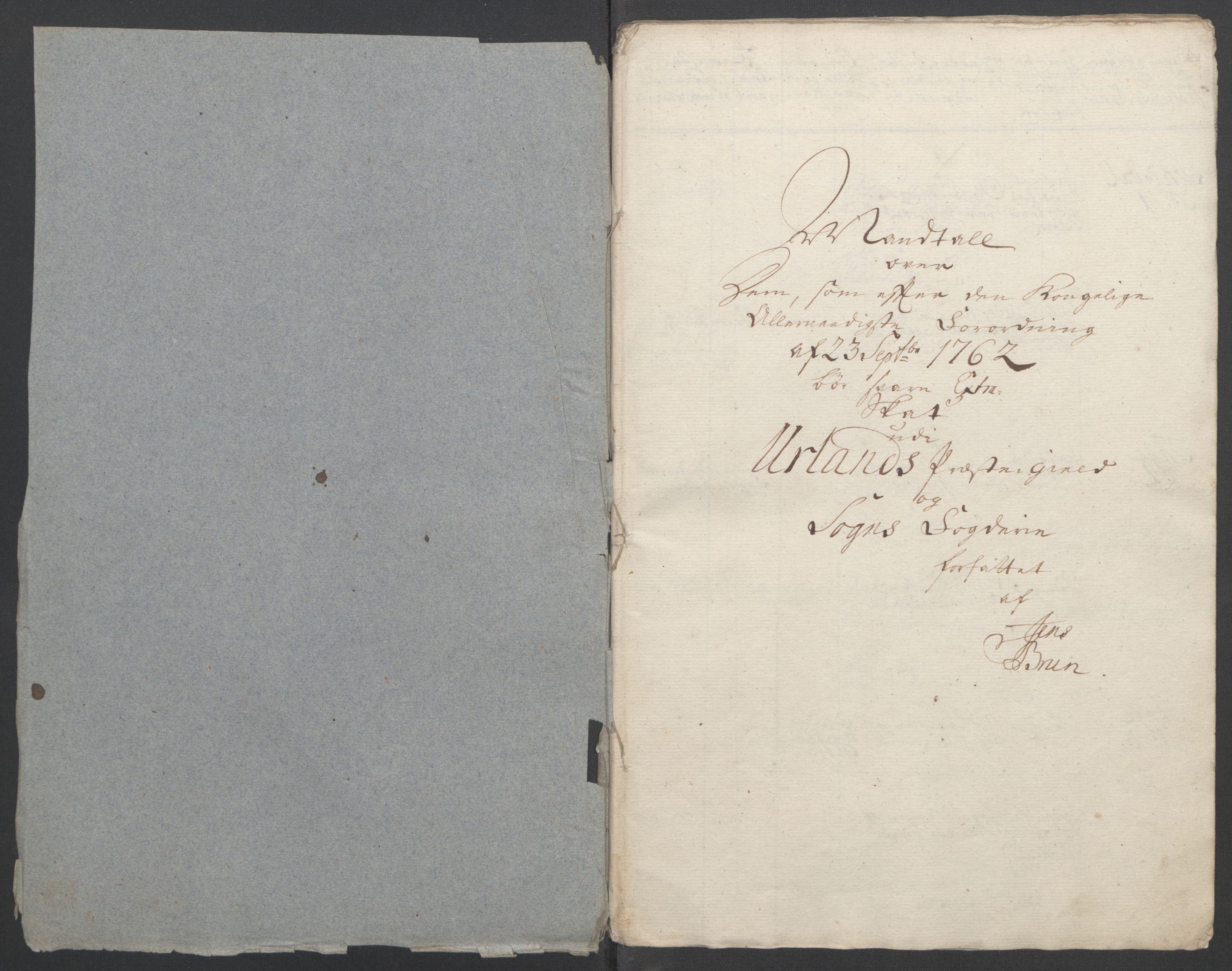 RA, Rentekammeret inntil 1814, Reviderte regnskaper, Fogderegnskap, R52/L3418: Ekstraskatten Sogn, 1762-1769, s. 157