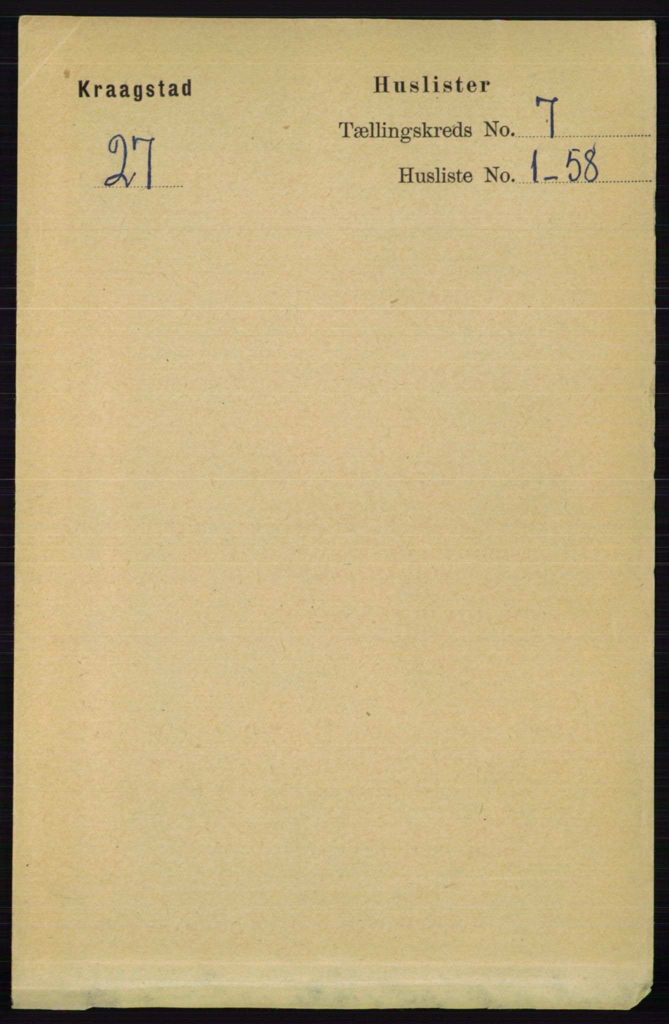RA, Folketelling 1891 for 0212 Kråkstad herred, 1891, s. 3285