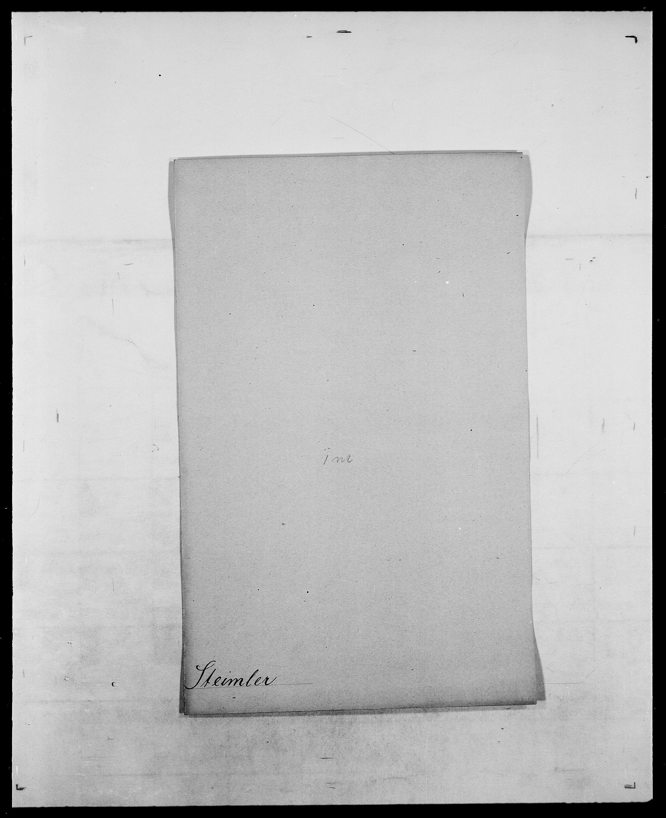 SAO, Delgobe, Charles Antoine - samling, D/Da/L0037: Steen, Sthen, Stein - Svare, Svanige, Svanne, se også Svanning og Schwane, s. 253