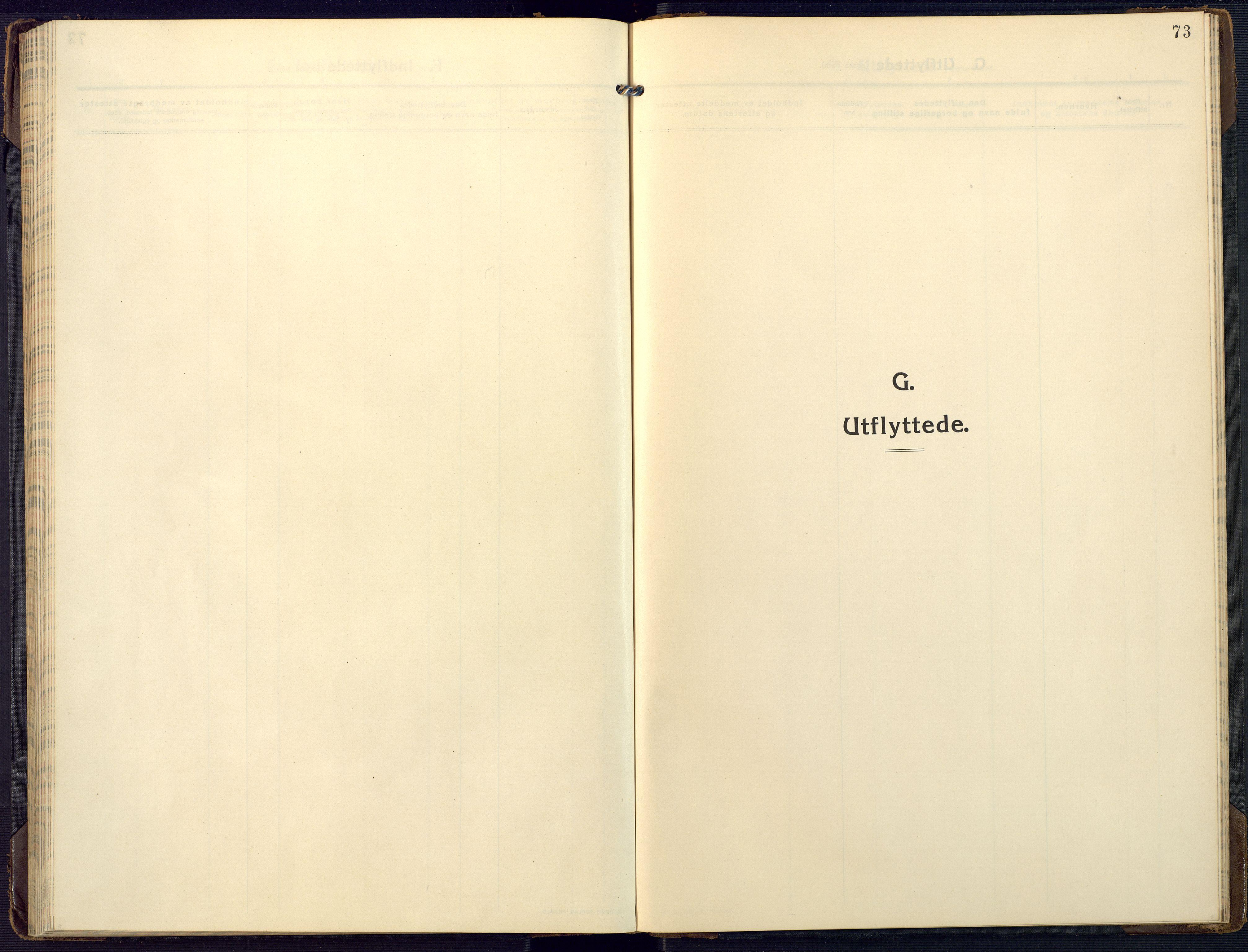 SAK, Mandal sokneprestkontor, F/Fa/Fab/L0003: Ministerialbok nr. A 3, 1913-1933, s. 73