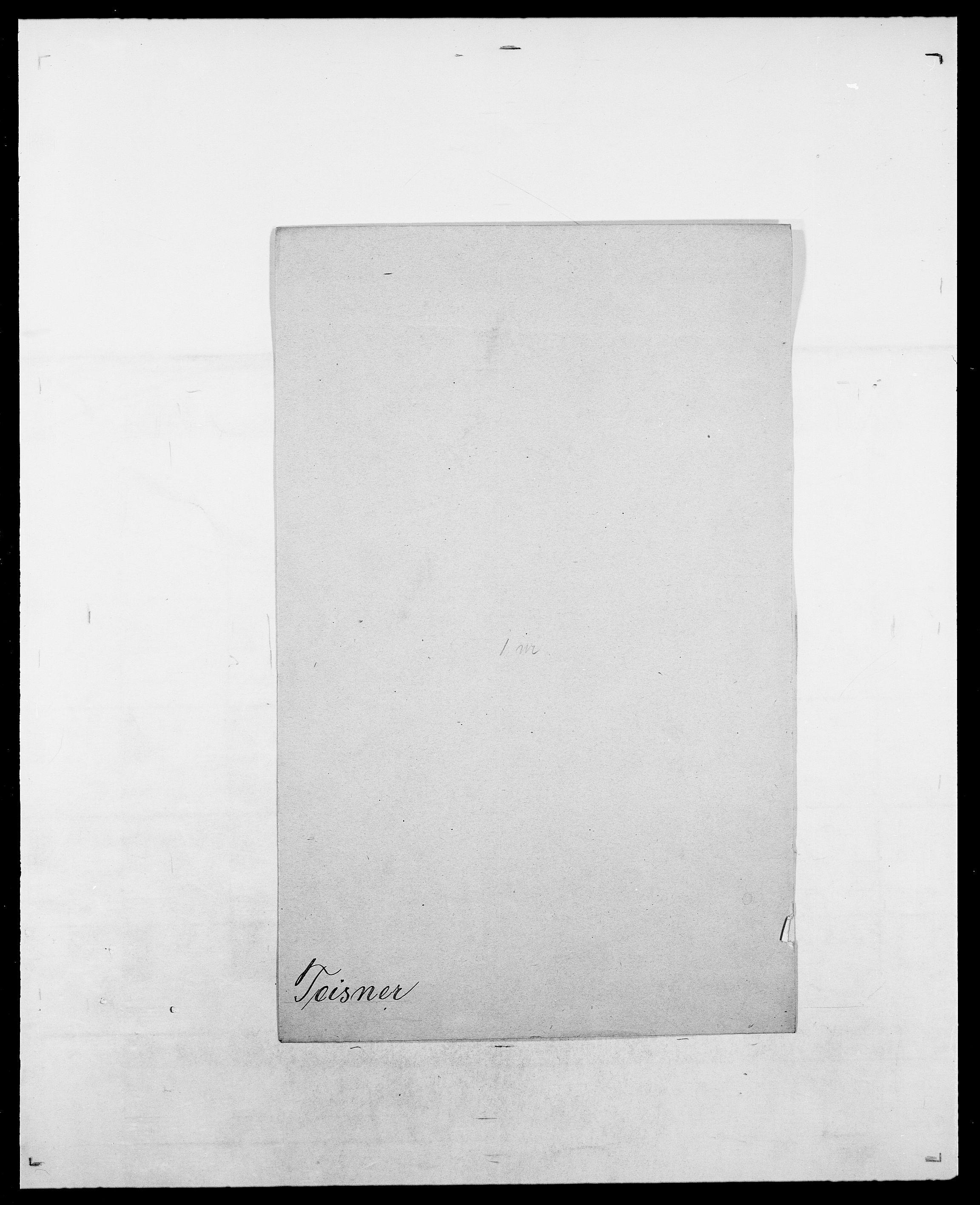 SAO, Delgobe, Charles Antoine - samling, D/Da/L0038: Svanenskjold - Thornsohn, s. 383