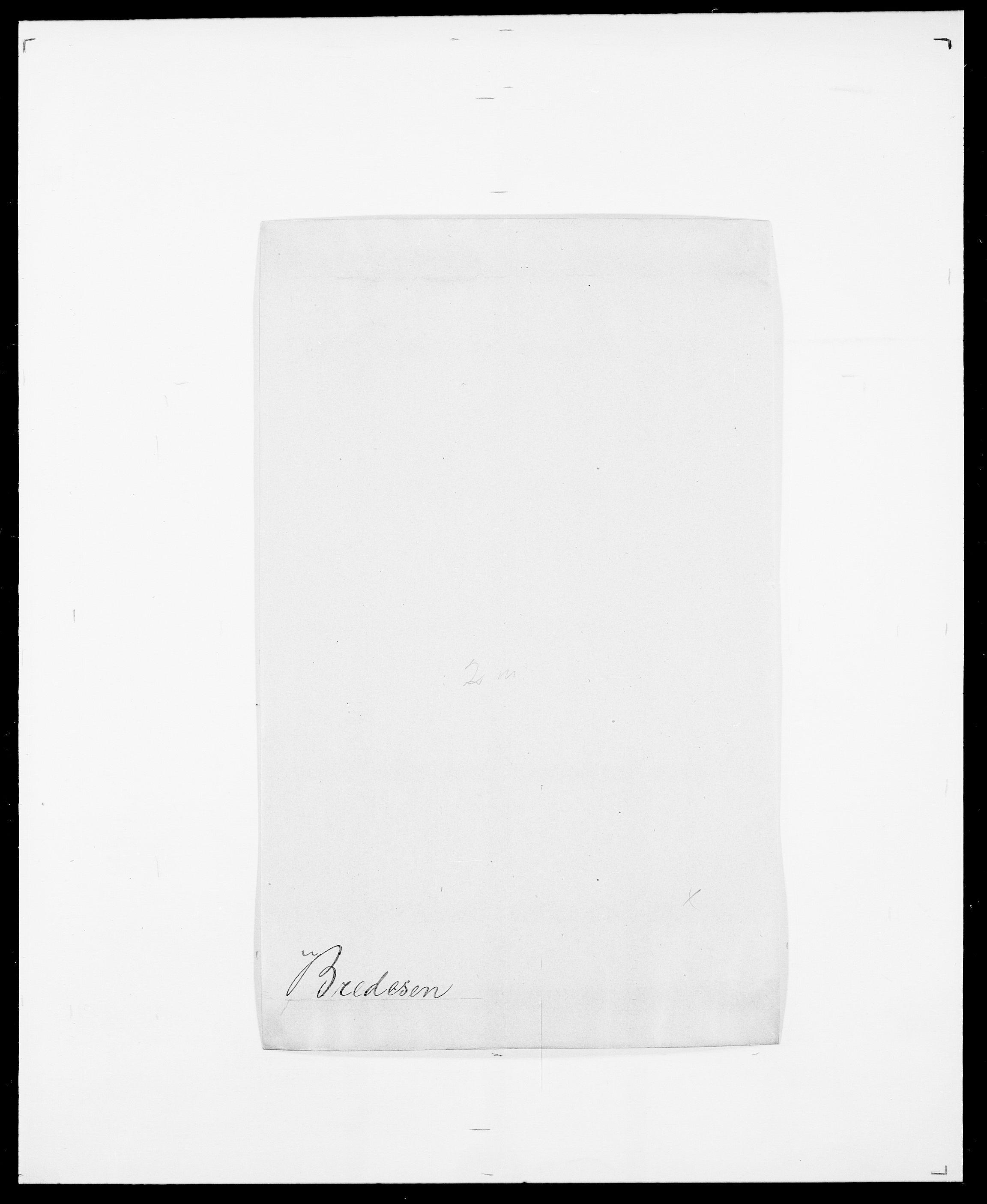 SAO, Delgobe, Charles Antoine - samling, D/Da/L0006: Brambani - Brønø, s. 260