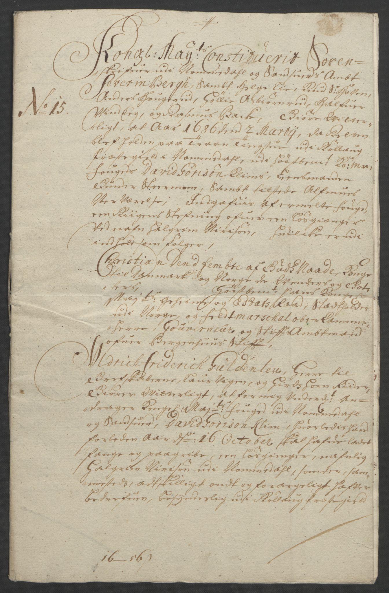 RA, Rentekammeret inntil 1814, Reviderte regnskaper, Fogderegnskap, R24/L1572: Fogderegnskap Numedal og Sandsvær, 1679-1686, s. 242