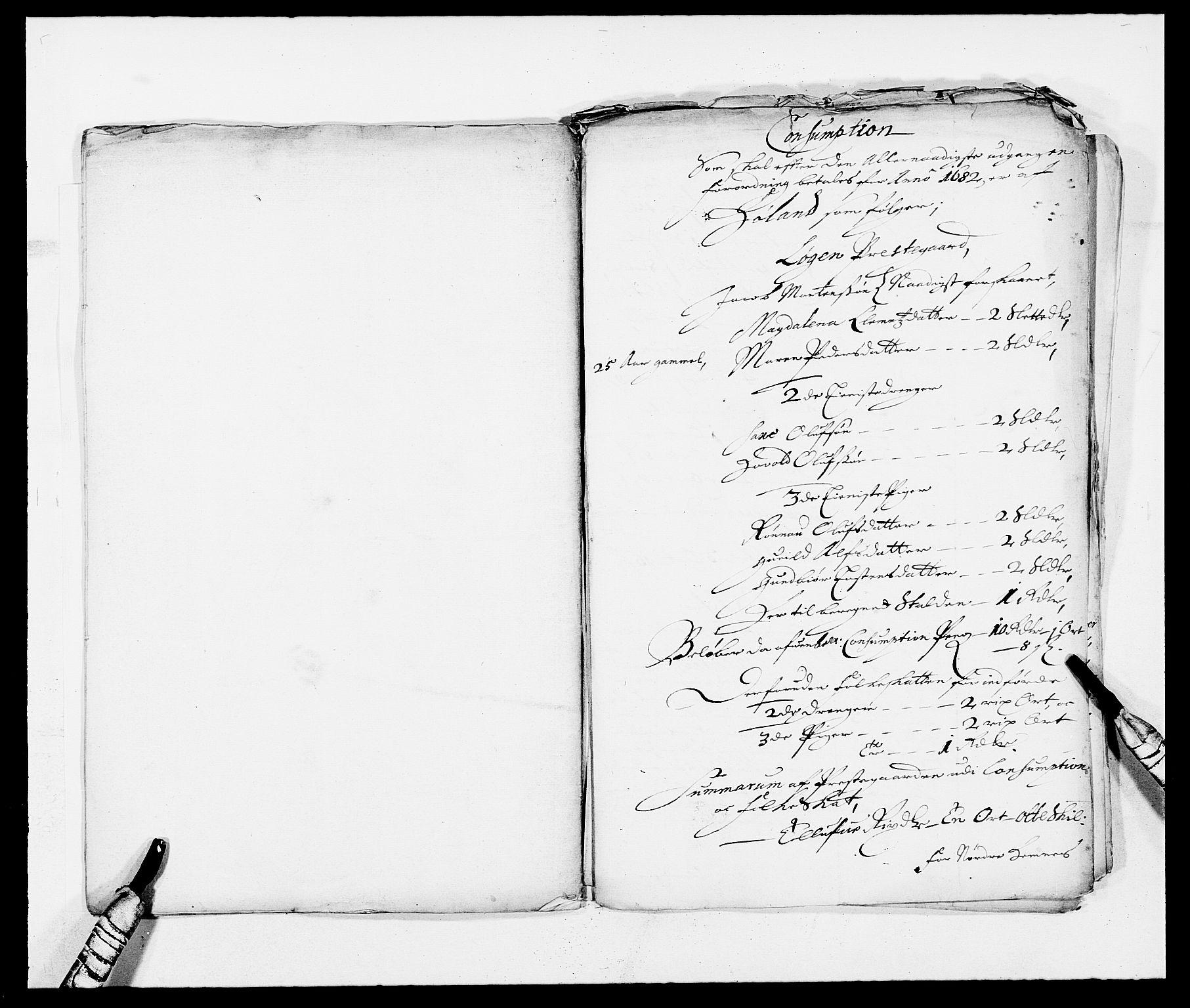 RA, Rentekammeret inntil 1814, Reviderte regnskaper, Fogderegnskap, R11/L0570: Fogderegnskap Nedre Romerike, 1682, s. 301