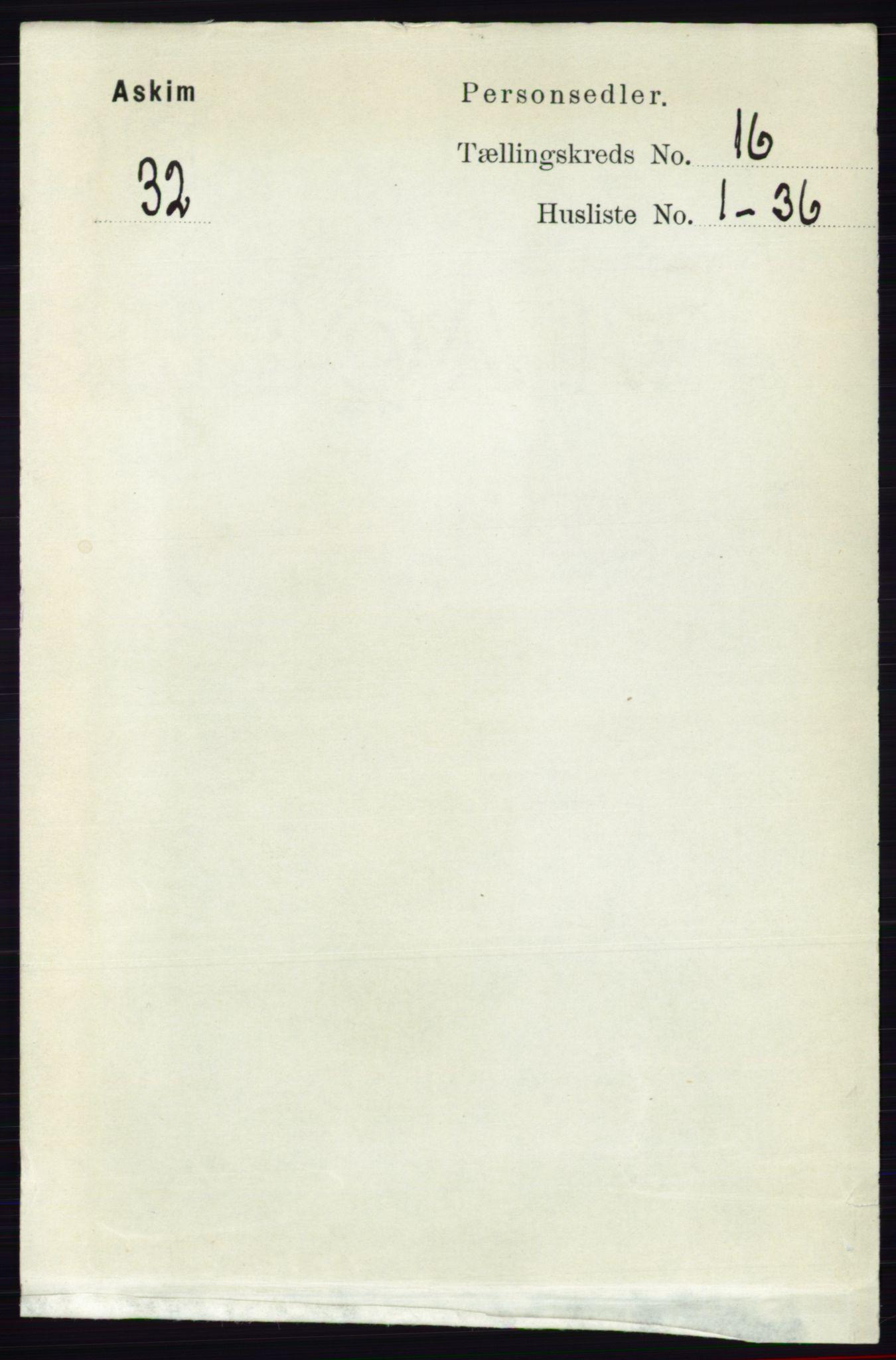 RA, Folketelling 1891 for 0124 Askim herred, 1891, s. 2640