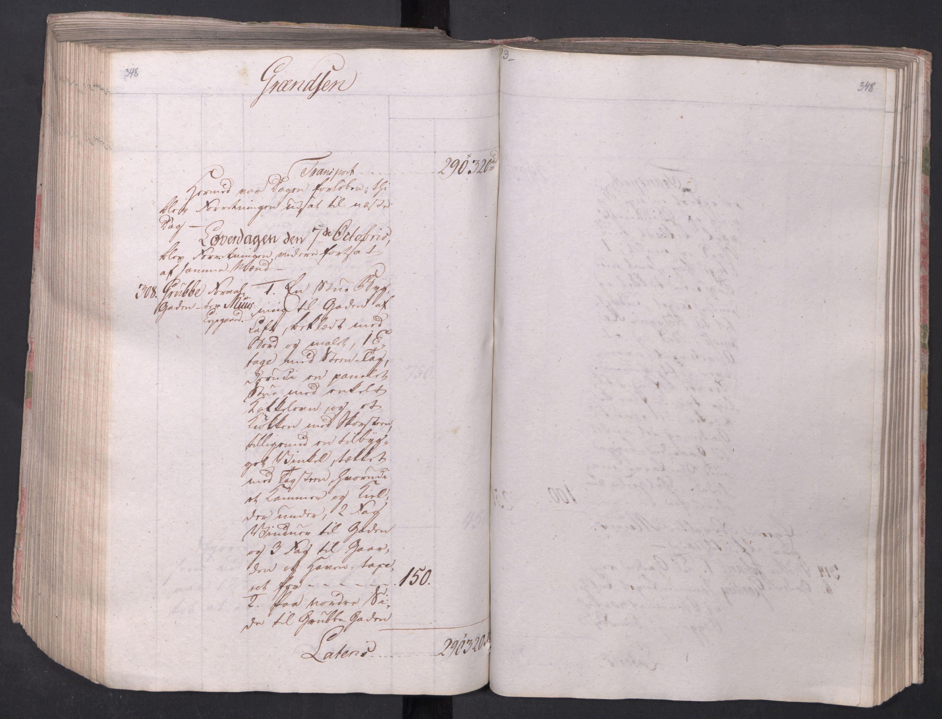SAO, Kristiania stiftamt, I/Ia/L0015: Branntakster, 1797, s. 348