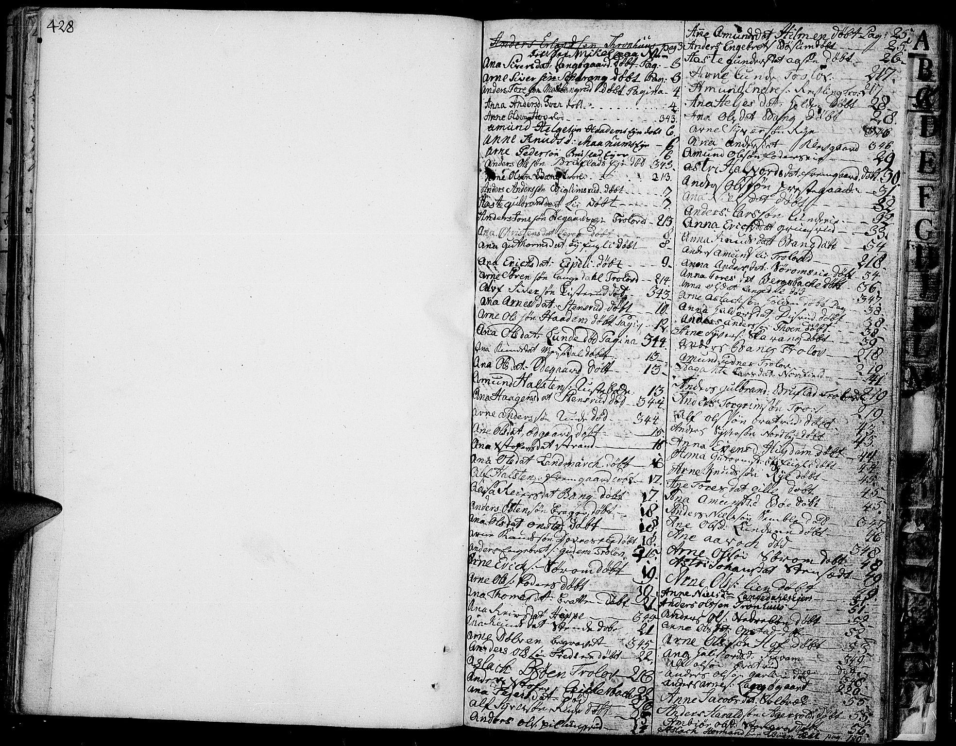 SAH, Aurdal prestekontor, Ministerialbok nr. 5, 1763-1781