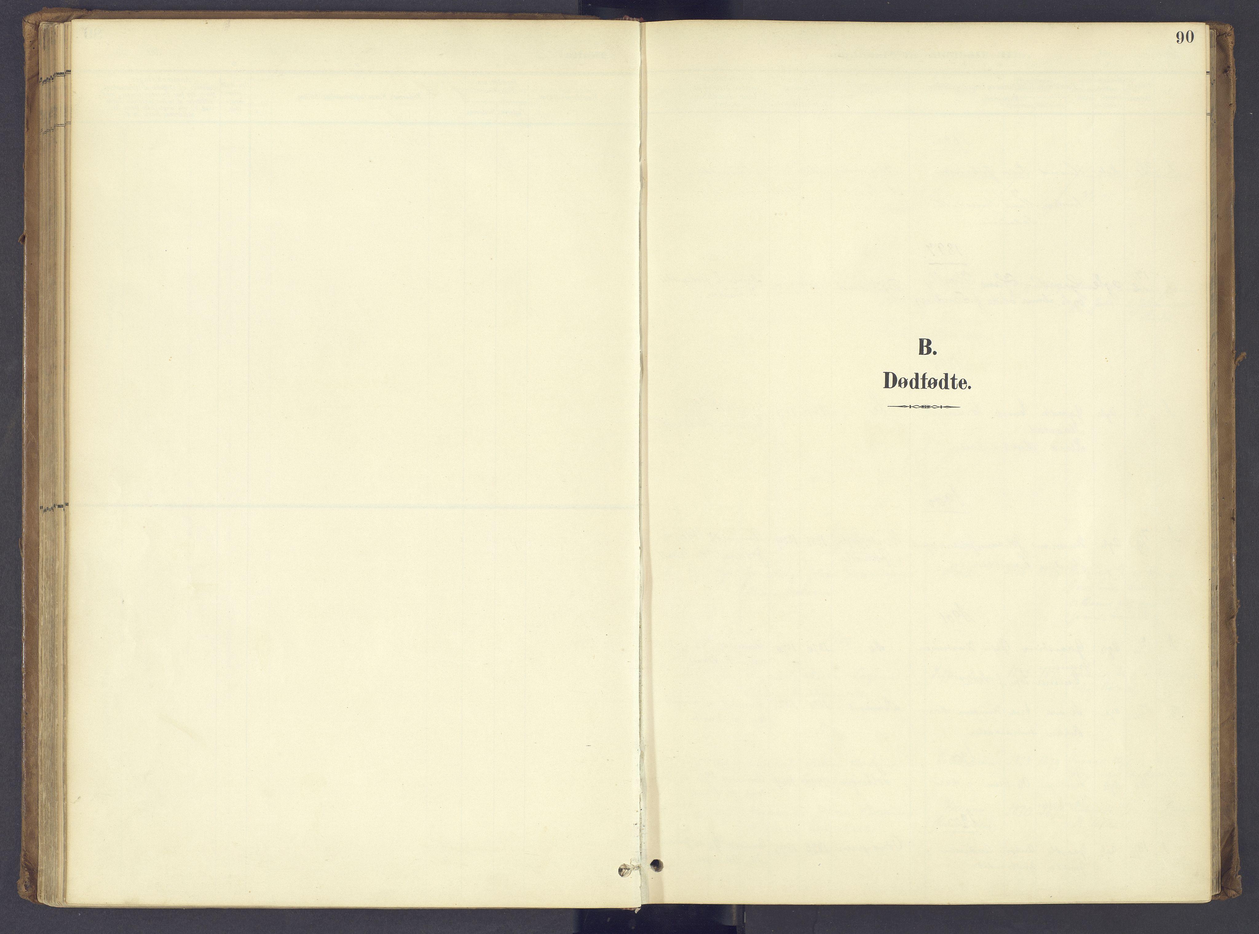 SAH, Søndre Land prestekontor, K/L0006: Ministerialbok nr. 6, 1895-1904, s. 90
