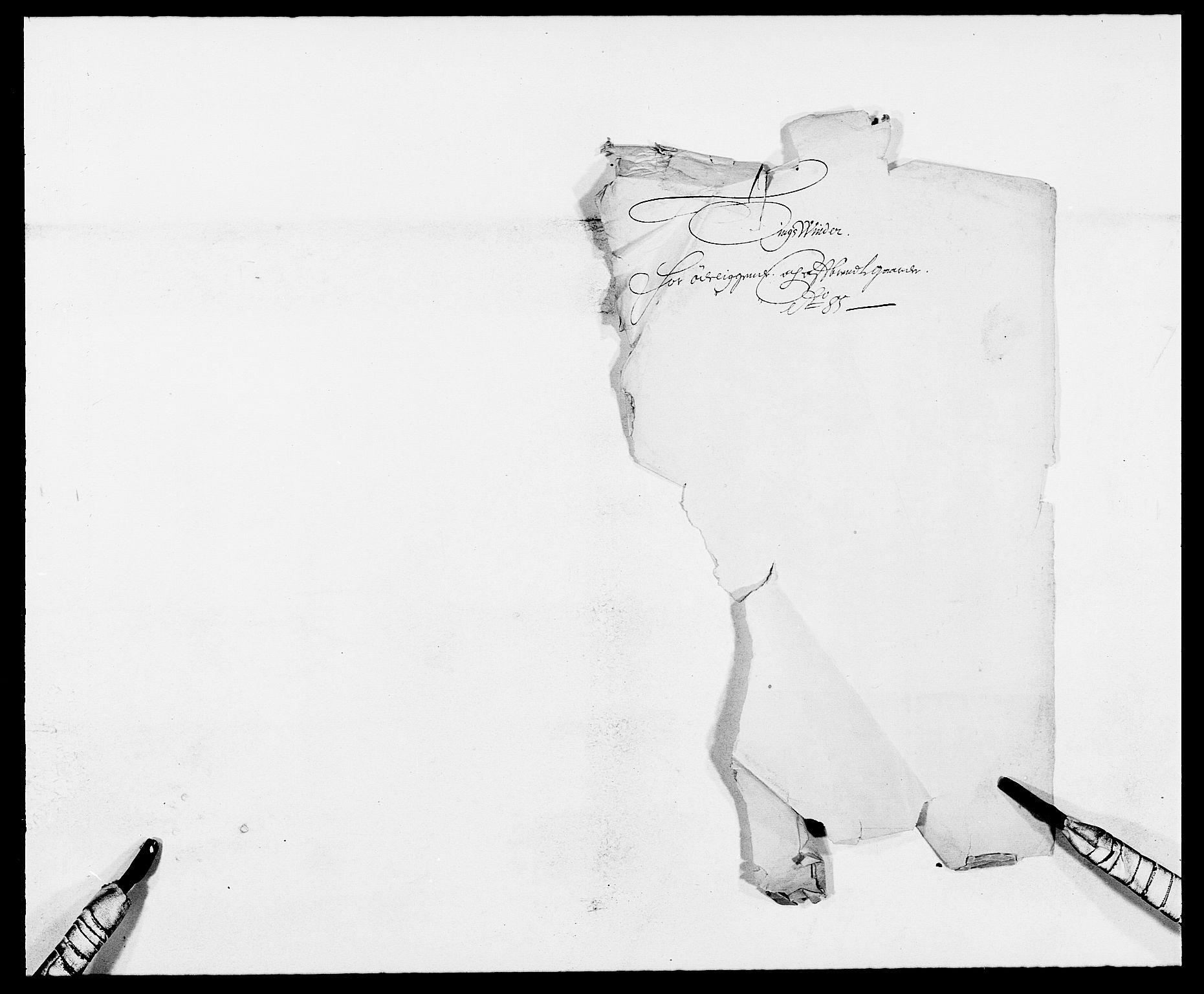 RA, Rentekammeret inntil 1814, Reviderte regnskaper, Fogderegnskap, R12/L0699: Fogderegnskap Øvre Romerike, 1685-1686, s. 92