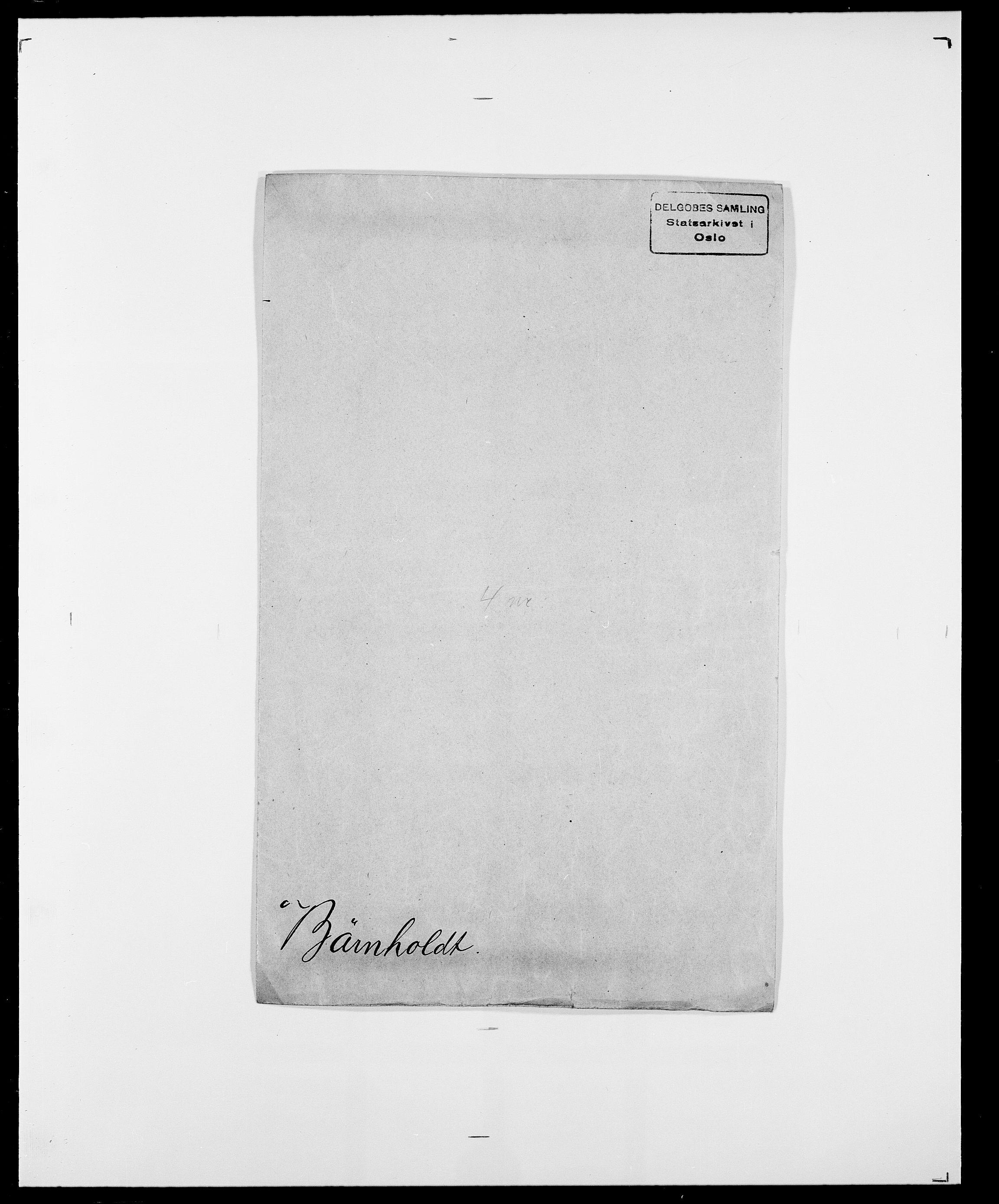 SAO, Delgobe, Charles Antoine - samling, D/Da/L0003: Barca - Bergen, s. 353