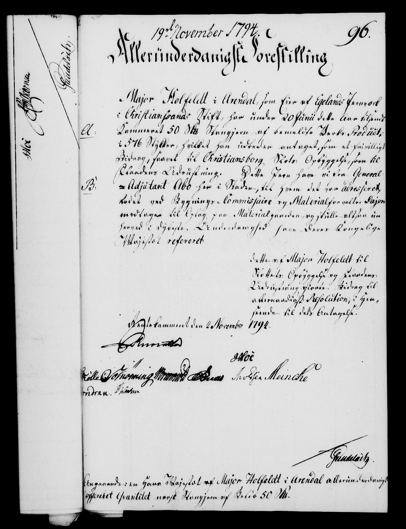 RA, Rentekammeret, Kammerkanselliet, G/Gf/Gfa/L0076: Norsk relasjons- og resolusjonsprotokoll (merket RK 52.76), 1794, s. 449