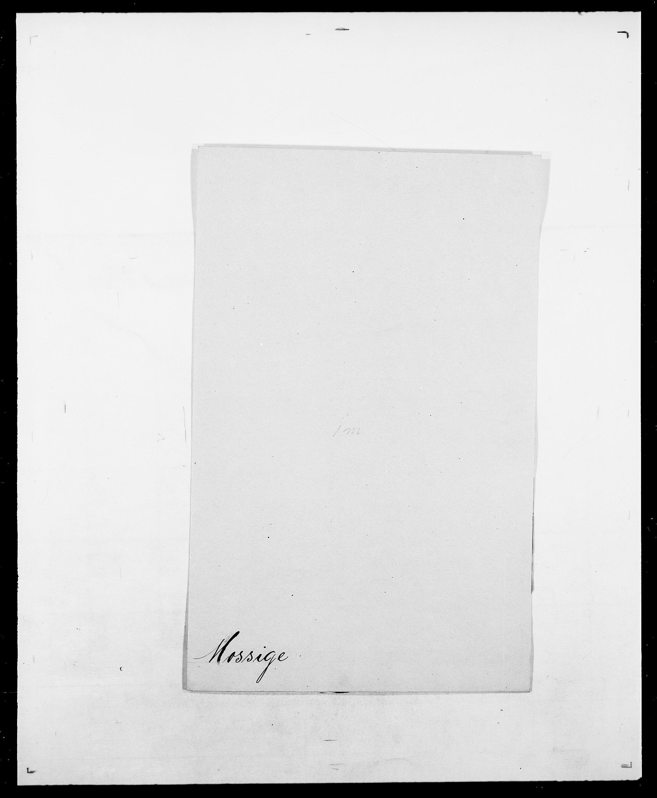 SAO, Delgobe, Charles Antoine - samling, D/Da/L0027: Morath - v. Møsting, s. 65