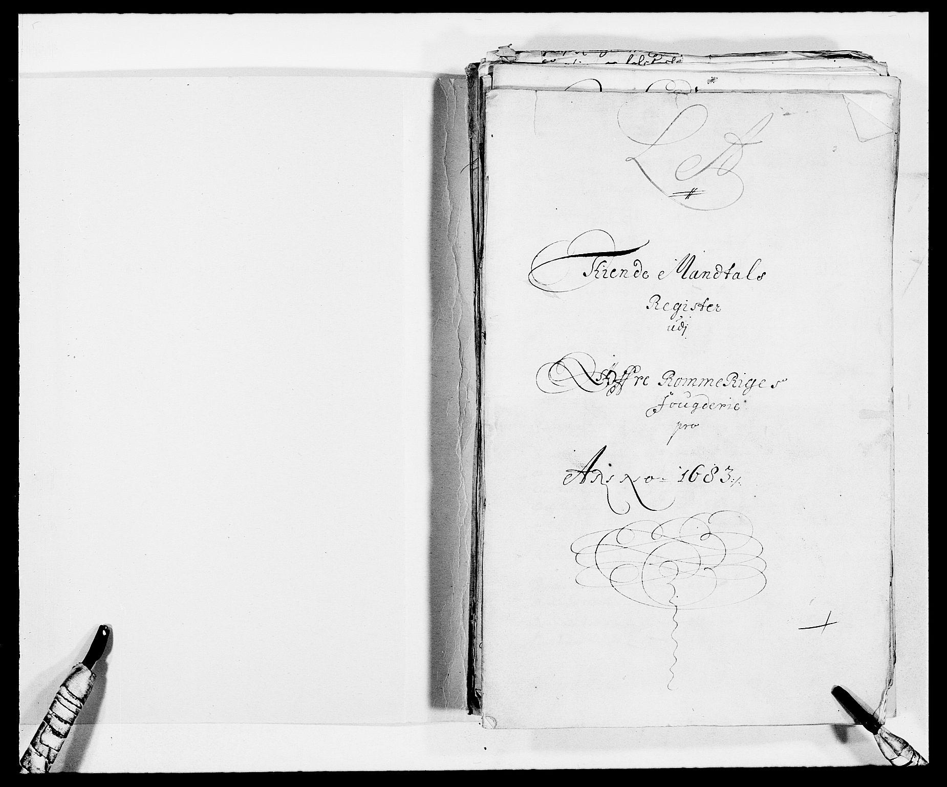 RA, Rentekammeret inntil 1814, Reviderte regnskaper, Fogderegnskap, R12/L0697: Fogderegnskap Øvre Romerike, 1682-1683, s. 272