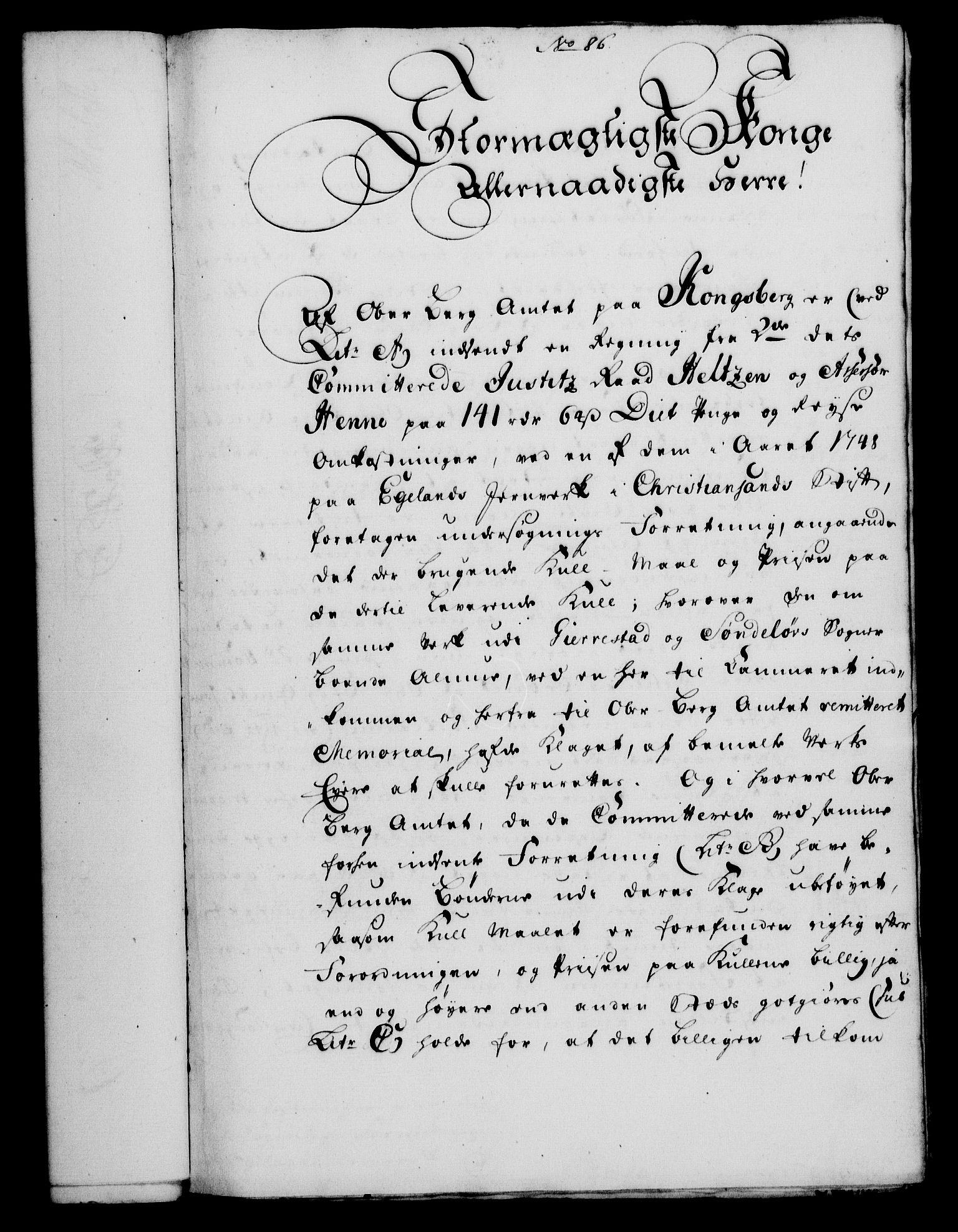 RA, Rentekammeret, Kammerkanselliet, G/Gf/Gfa/L0033: Norsk relasjons- og resolusjonsprotokoll (merket RK 52.33), 1751, s. 424