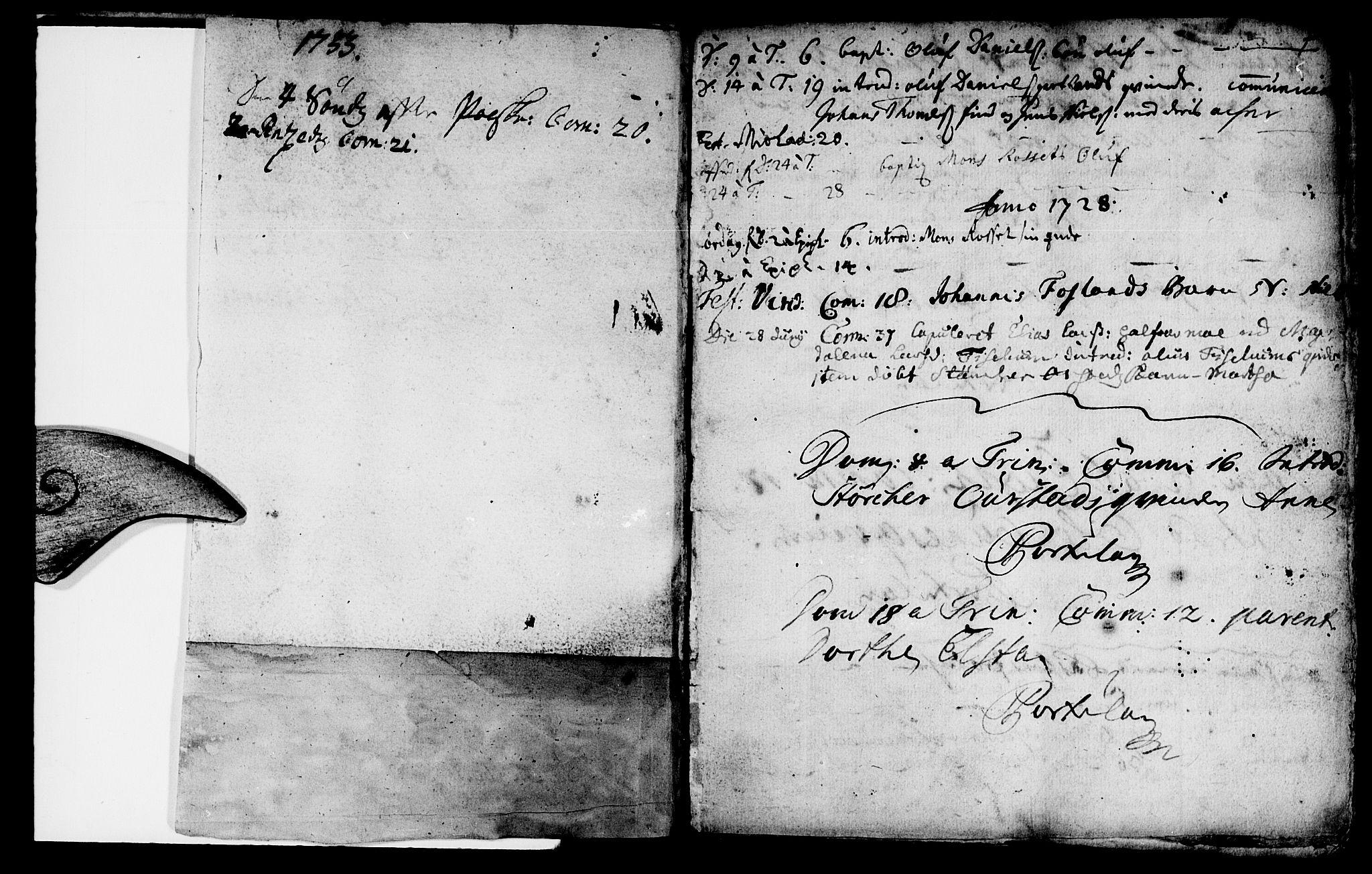 SAT, Ministerialprotokoller, klokkerbøker og fødselsregistre - Nord-Trøndelag, 759/L0525: Ministerialbok nr. 759A01, 1706-1748, s. 7