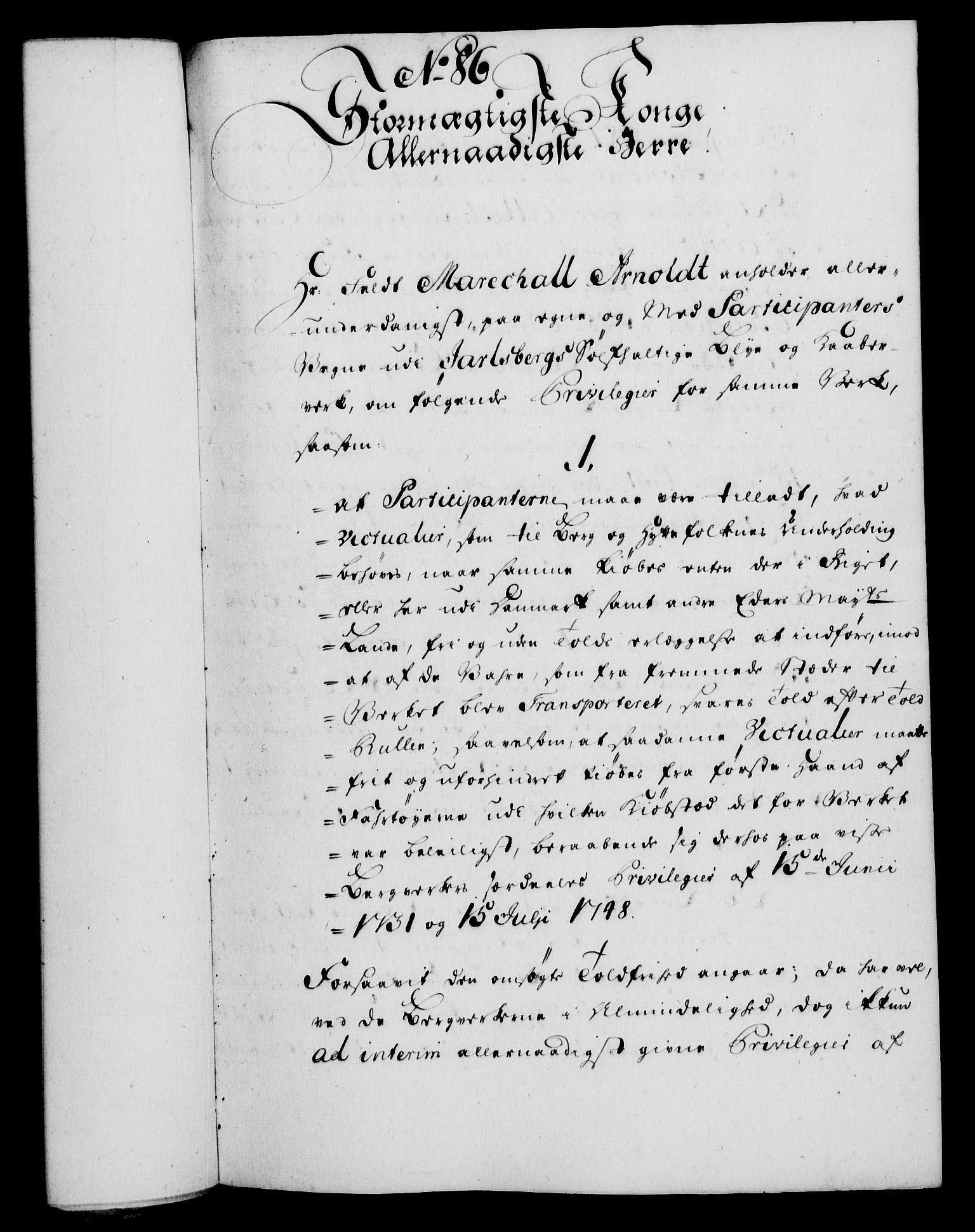RA, Rentekammeret, Kammerkanselliet, G/Gf/Gfa/L0037: Norsk relasjons- og resolusjonsprotokoll (merket RK 52.37), 1755, s. 467