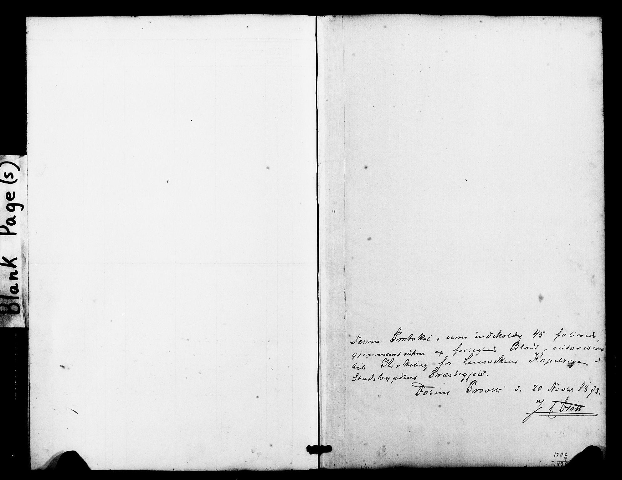 SAT, Ministerialprotokoller, klokkerbøker og fødselsregistre - Sør-Trøndelag, 663/L0762: Klokkerbok nr. 663C02, 1894-1899