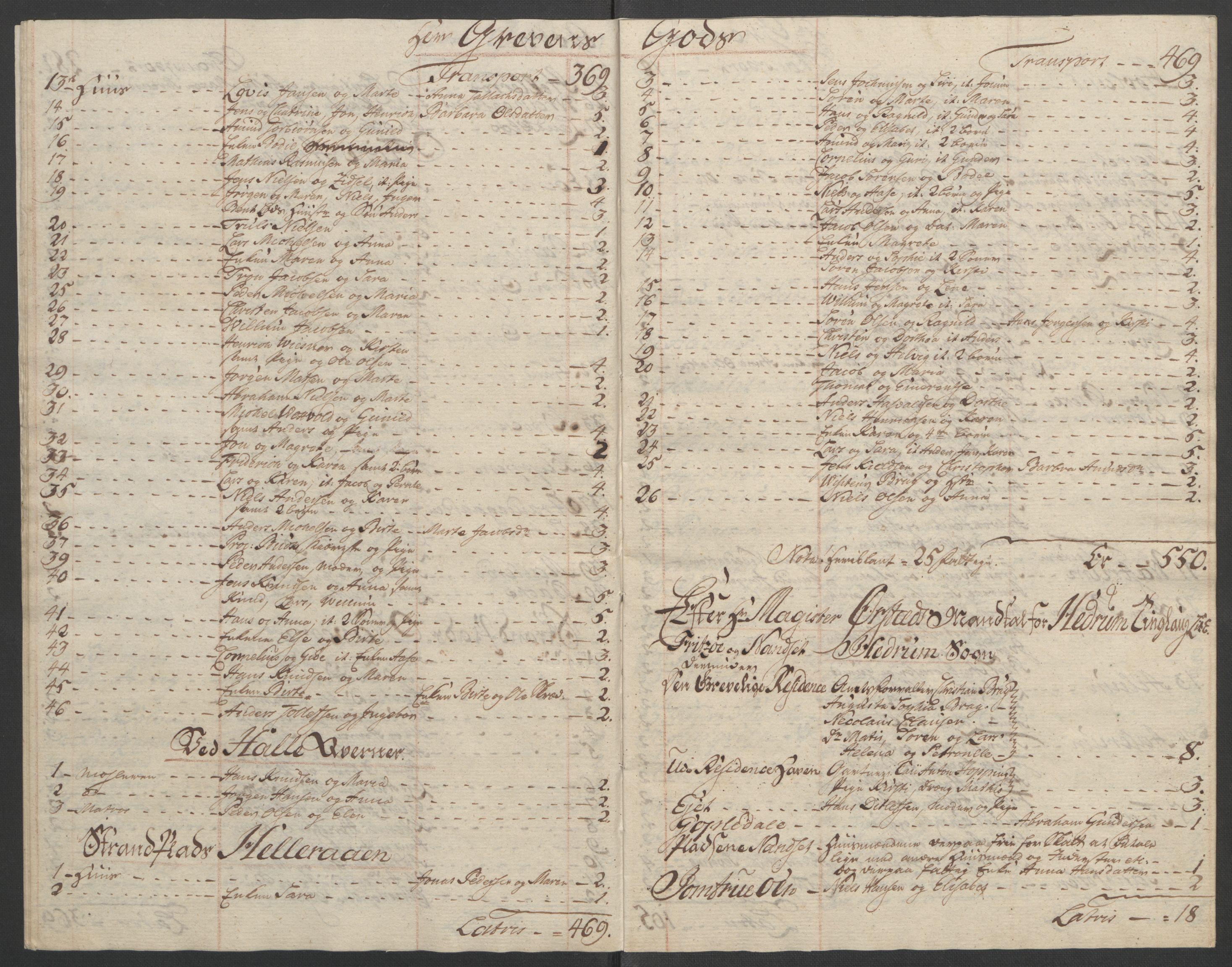 RA, Rentekammeret inntil 1814, Reviderte regnskaper, Fogderegnskap, R33/L2033: Ekstraskatten Larvik grevskap, 1762-1764, s. 555