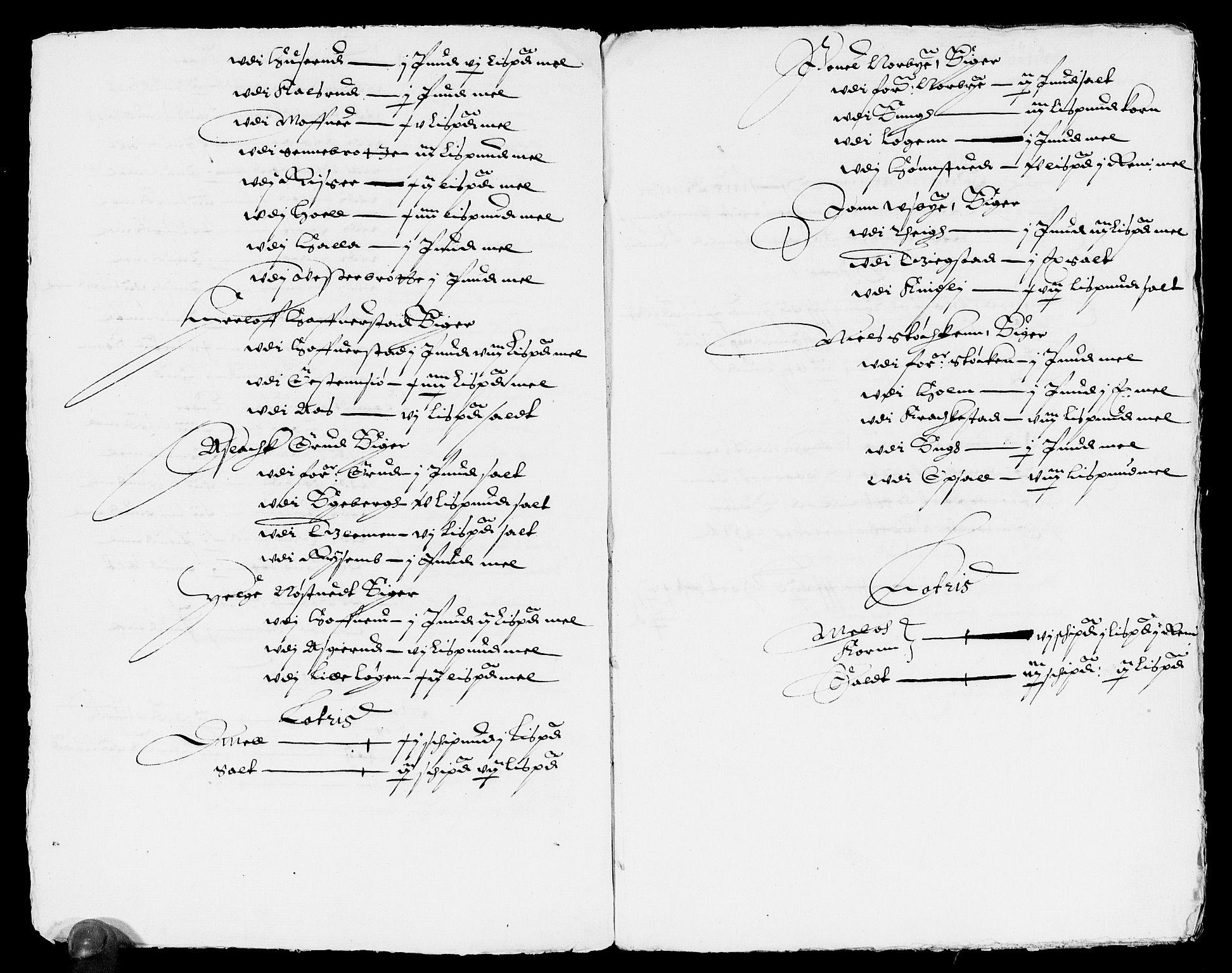 RA, Rentekammeret inntil 1814, Reviderte regnskaper, Lensregnskaper, R/Rb/Rba/L0106: Akershus len, 1631-1632