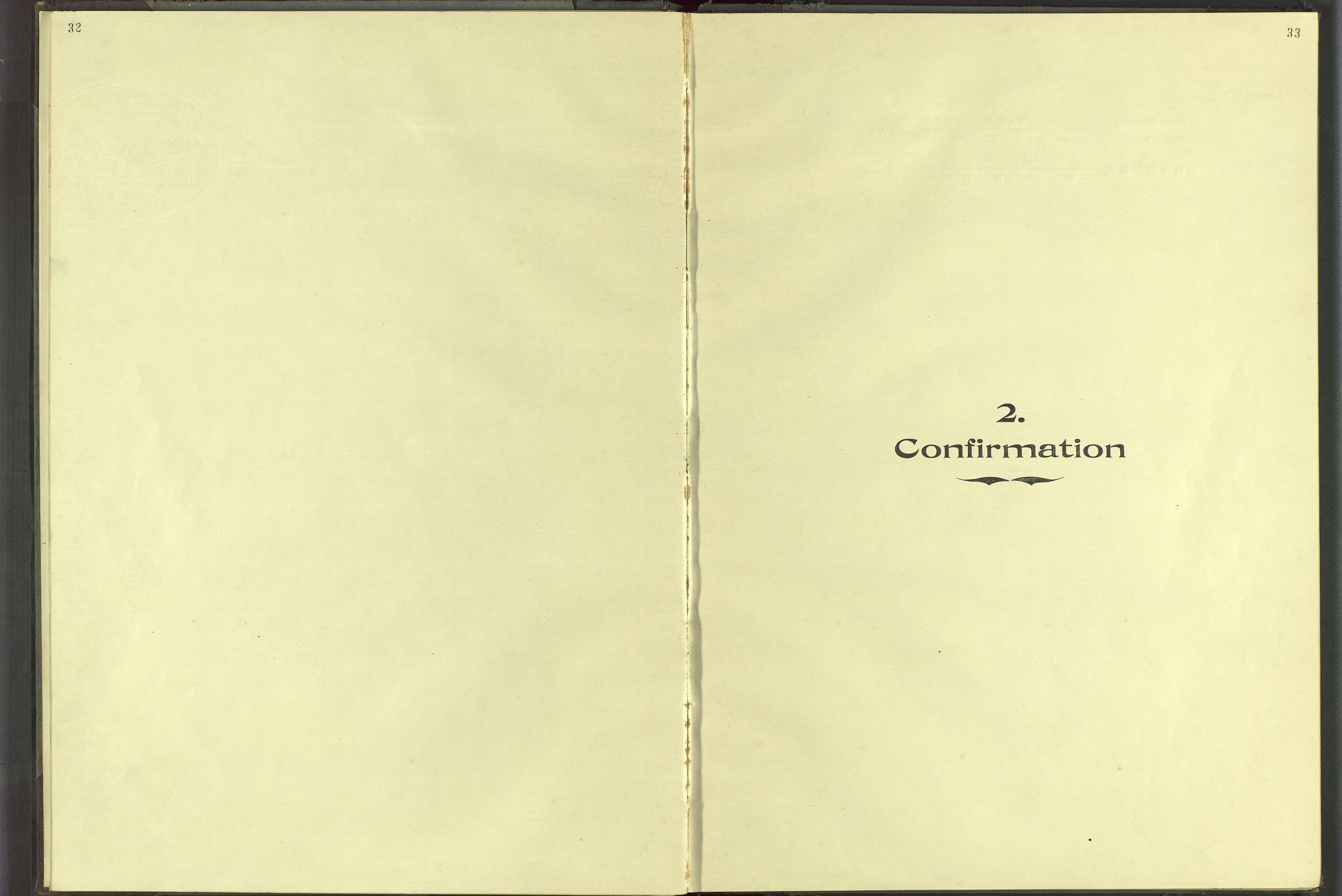 VID, Det Norske Misjonsselskap - utland - Kina (Hunan), Dm/L0029: Ministerialbok nr. 67, 1910-1932, s. 32-33