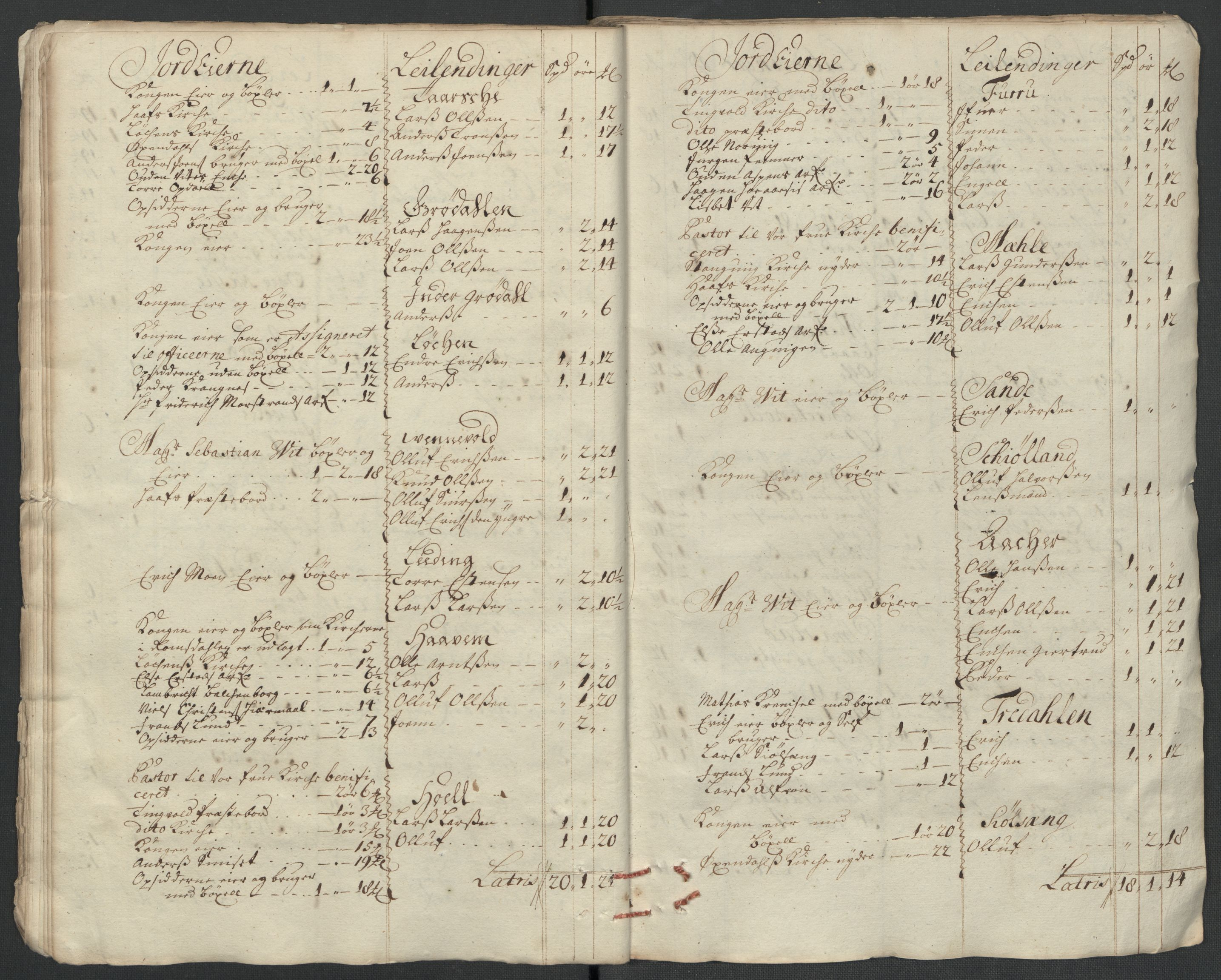 RA, Rentekammeret inntil 1814, Reviderte regnskaper, Fogderegnskap, R56/L3745: Fogderegnskap Nordmøre, 1711, s. 38