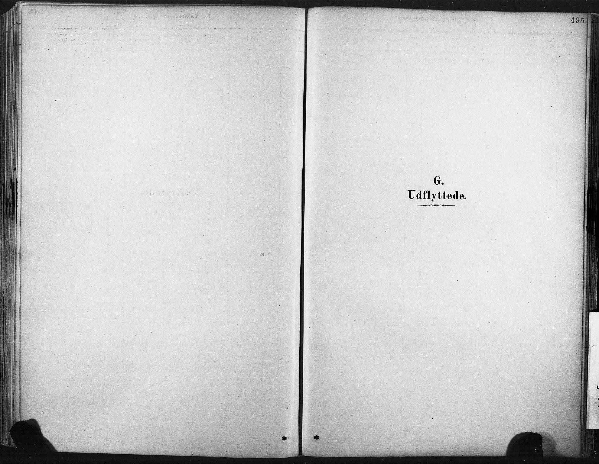 SAKO, Porsgrunn kirkebøker , F/Fa/L0008: Ministerialbok nr. 8, 1878-1895, s. 495