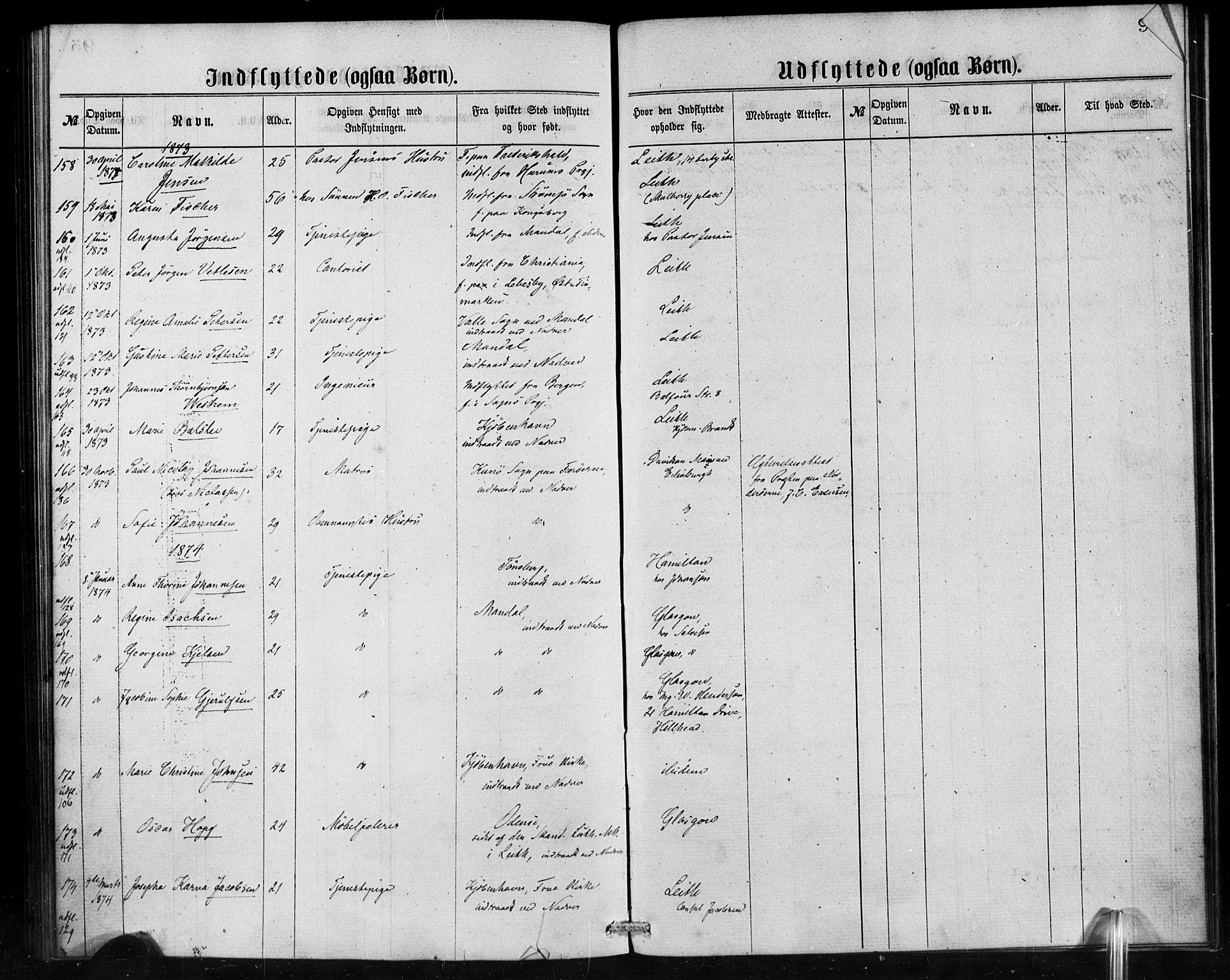 SAB, Den Norske Sjømannsmisjon i utlandet*, Ministerialbok nr. A 1, 1865-1880, s. 96