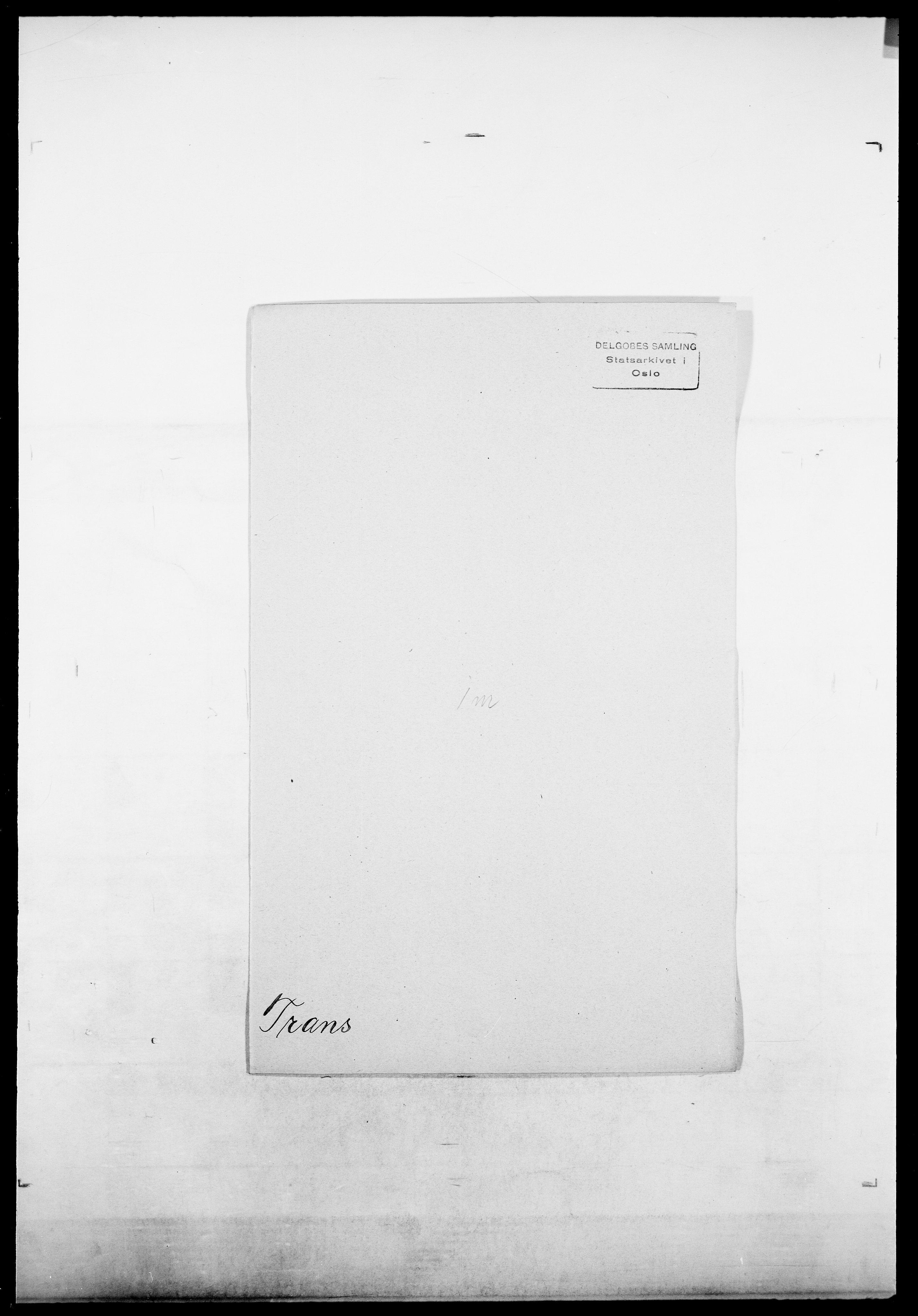 SAO, Delgobe, Charles Antoine - samling, D/Da/L0039: Thorsen - Urup, s. 299