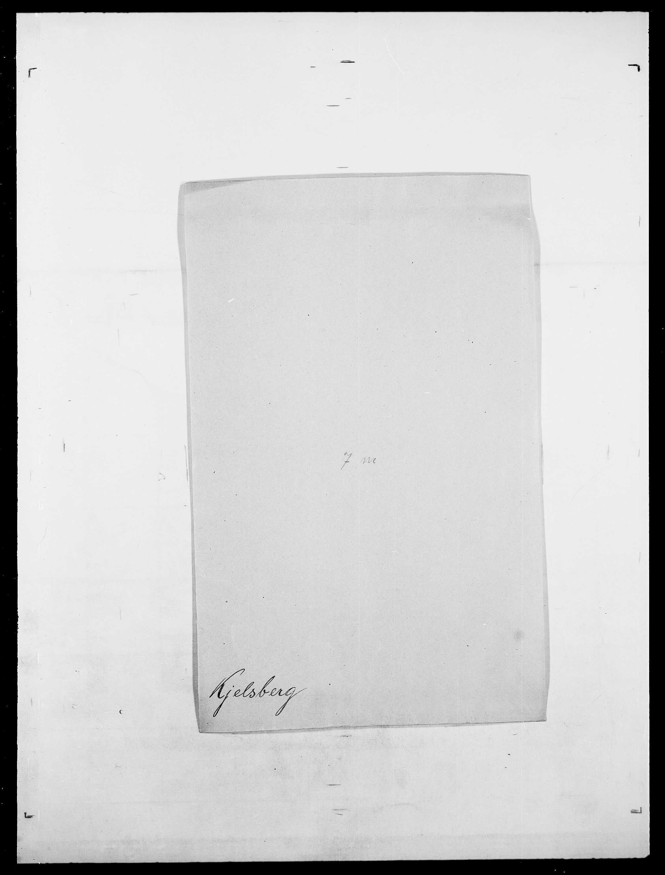 SAO, Delgobe, Charles Antoine - samling, D/Da/L0020: Irgens - Kjøsterud, s. 729