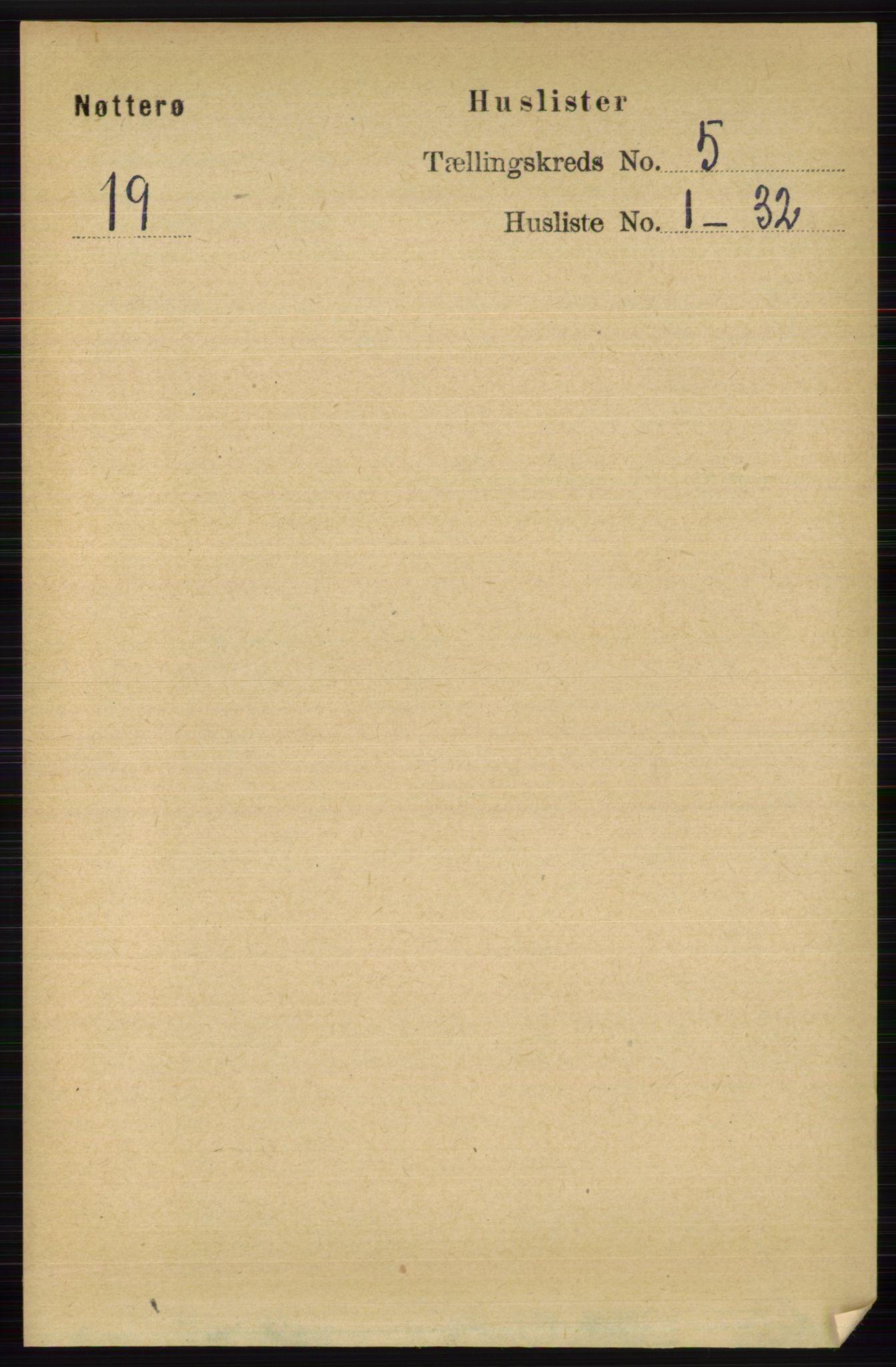 RA, Folketelling 1891 for 0722 Nøtterøy herred, 1891, s. 2514