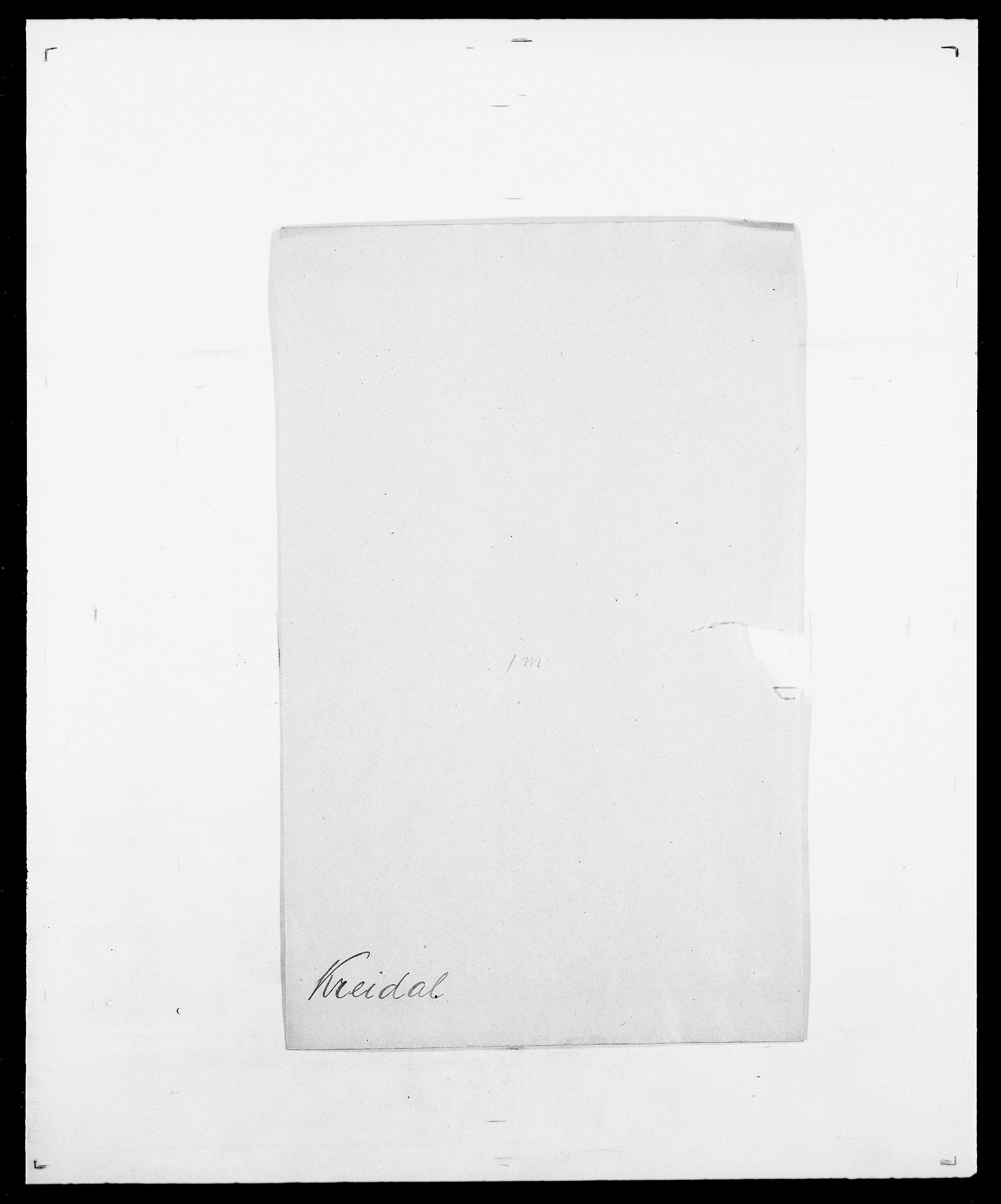 SAO, Delgobe, Charles Antoine - samling, D/Da/L0021: Klagenberg - Kristoft, s. 773