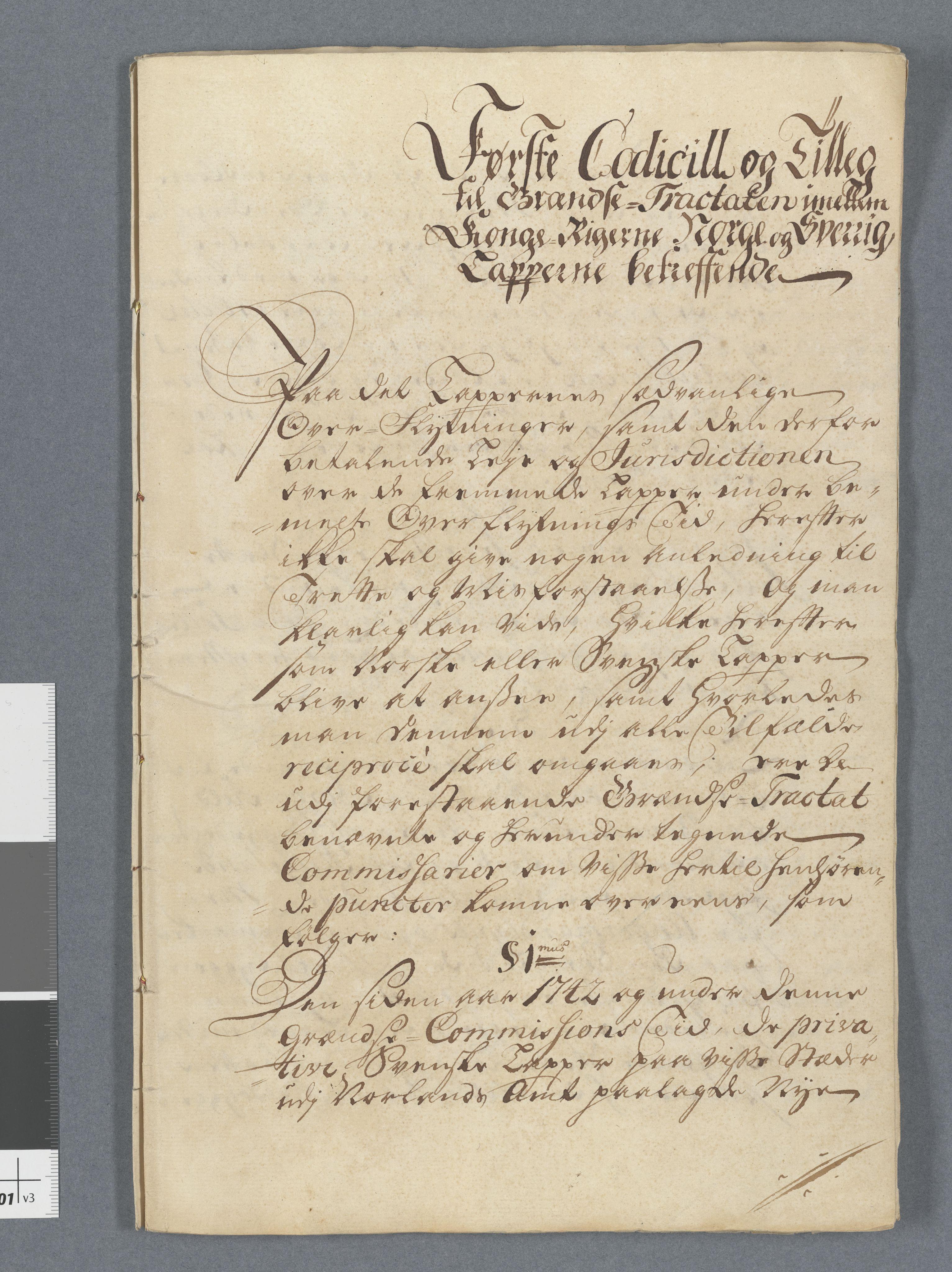 RA, Utenriksarkivet, J/L0001: Traktat om grensen mellom Norge og Sverige, 1751, s. 34