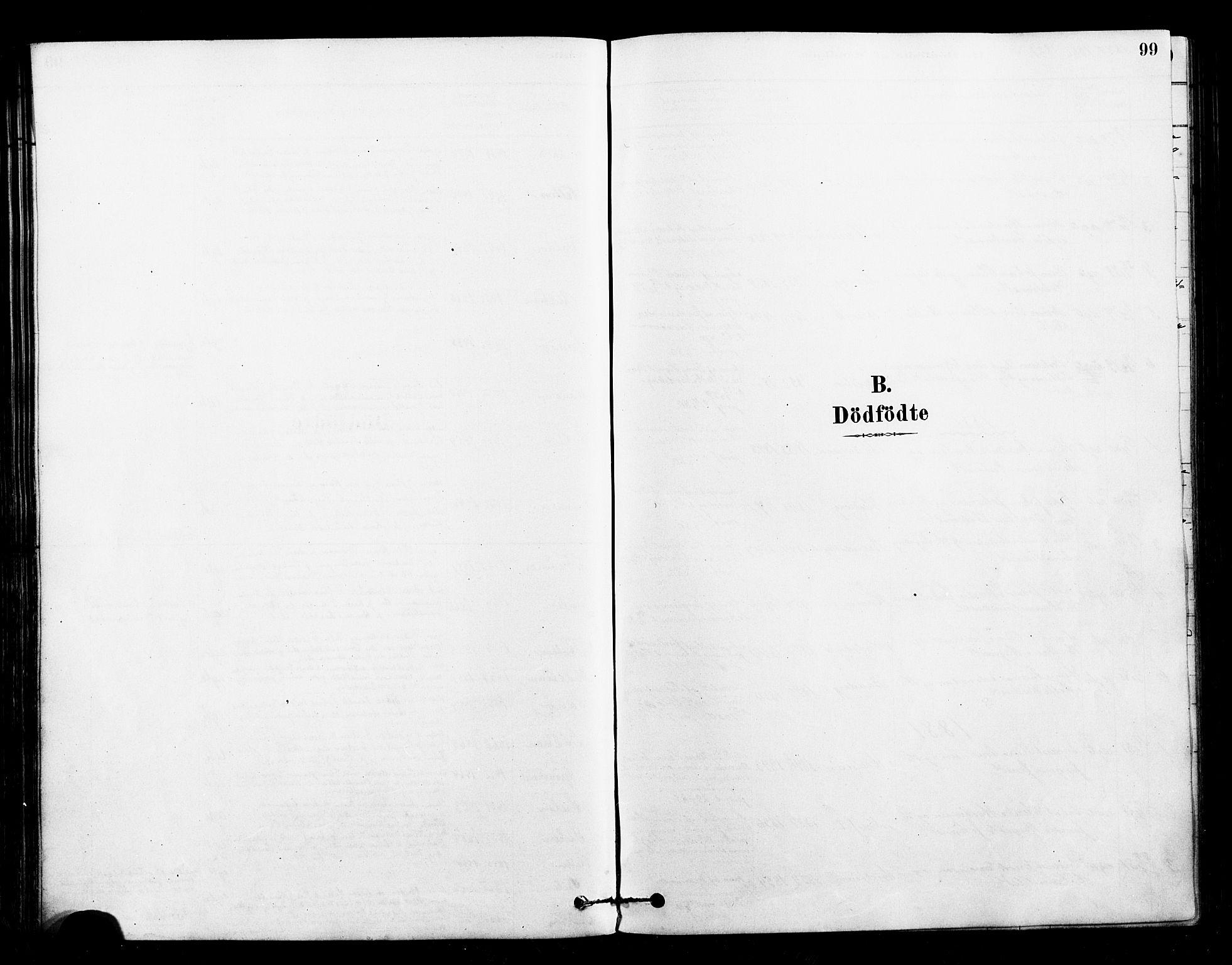 SAT, Ministerialprotokoller, klokkerbøker og fødselsregistre - Sør-Trøndelag, 640/L0578: Ministerialbok nr. 640A03, 1879-1889, s. 99
