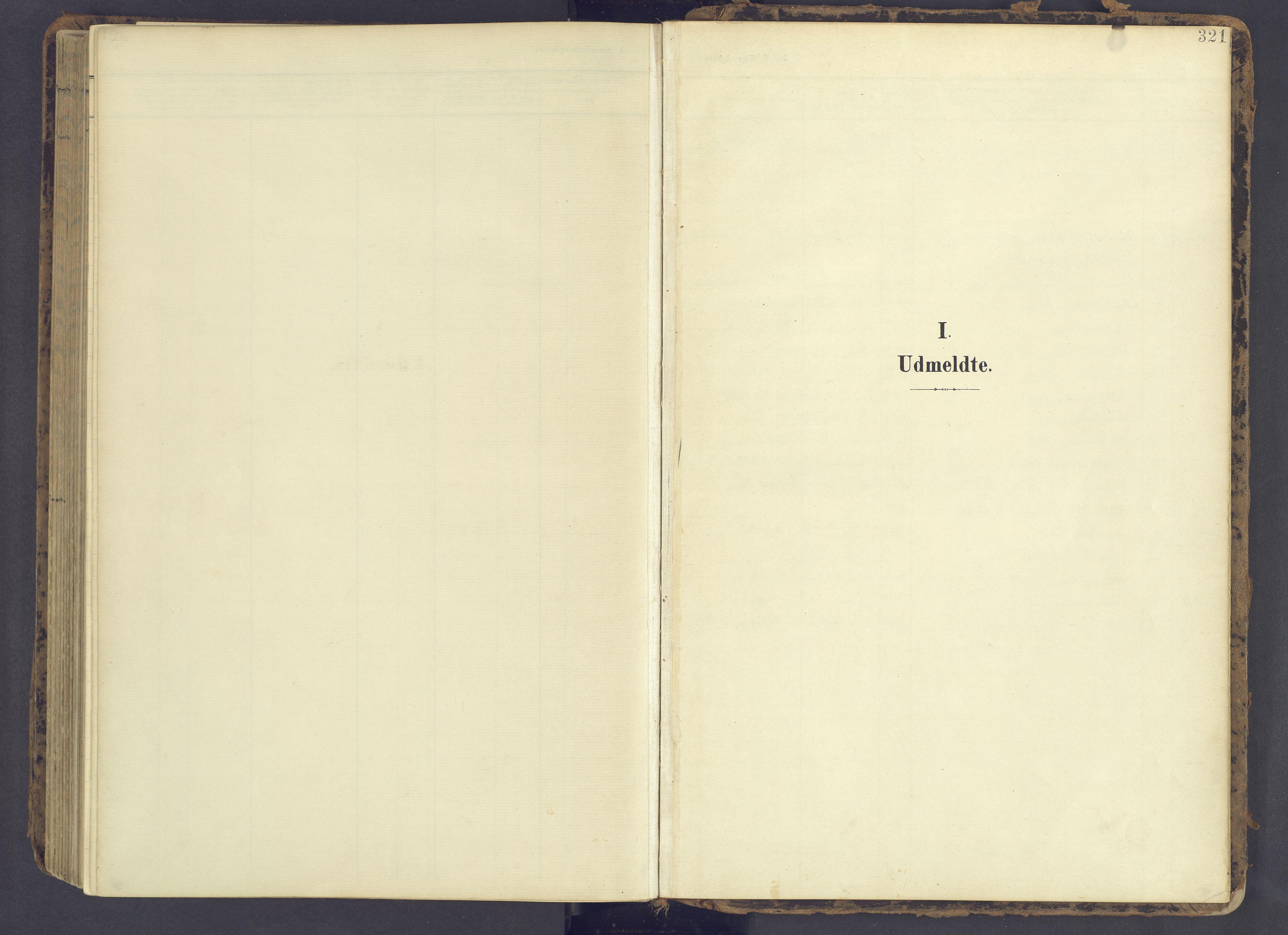 SAH, Fåberg prestekontor, Ministerialbok nr. 12, 1899-1915, s. 321