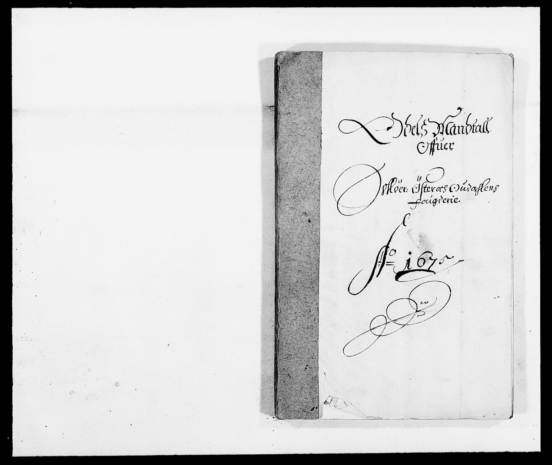 RA, Rentekammeret inntil 1814, Reviderte regnskaper, Fogderegnskap, R13/L0809: Fogderegnskap Solør, Odal og Østerdal, 1675, s. 124