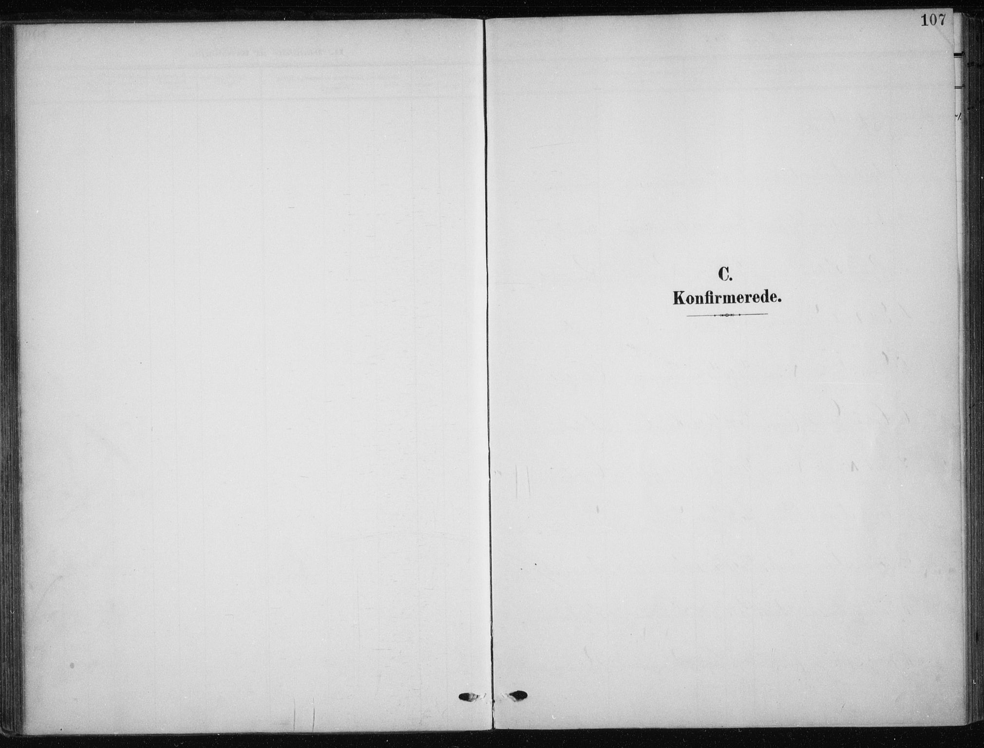 SATØ, Kistrand/Porsanger sokneprestembete, H/Ha/L0014.kirke: Ministerialbok nr. 14, 1908-1917, s. 107