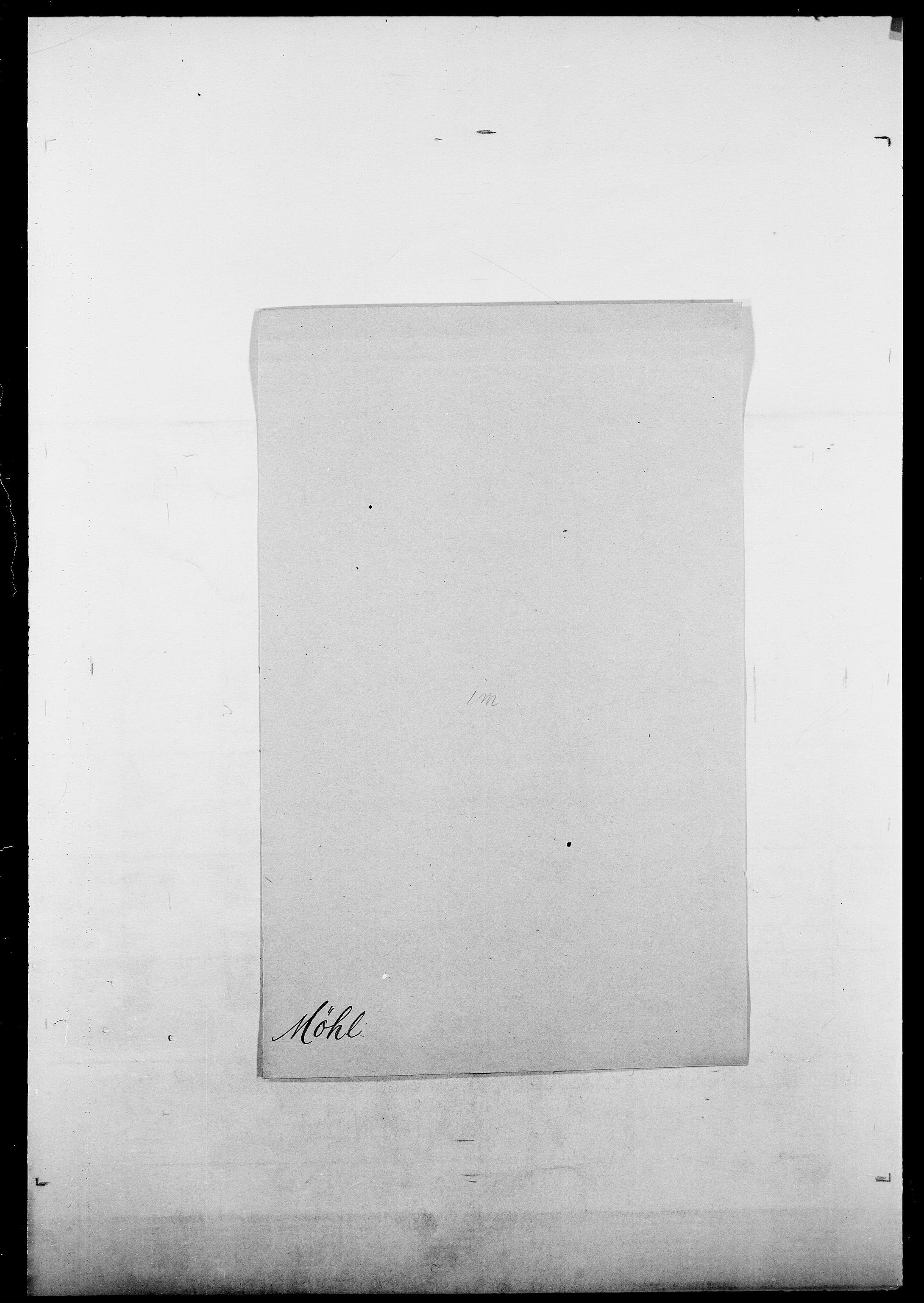 SAO, Delgobe, Charles Antoine - samling, D/Da/L0027: Morath - v. Møsting, s. 518