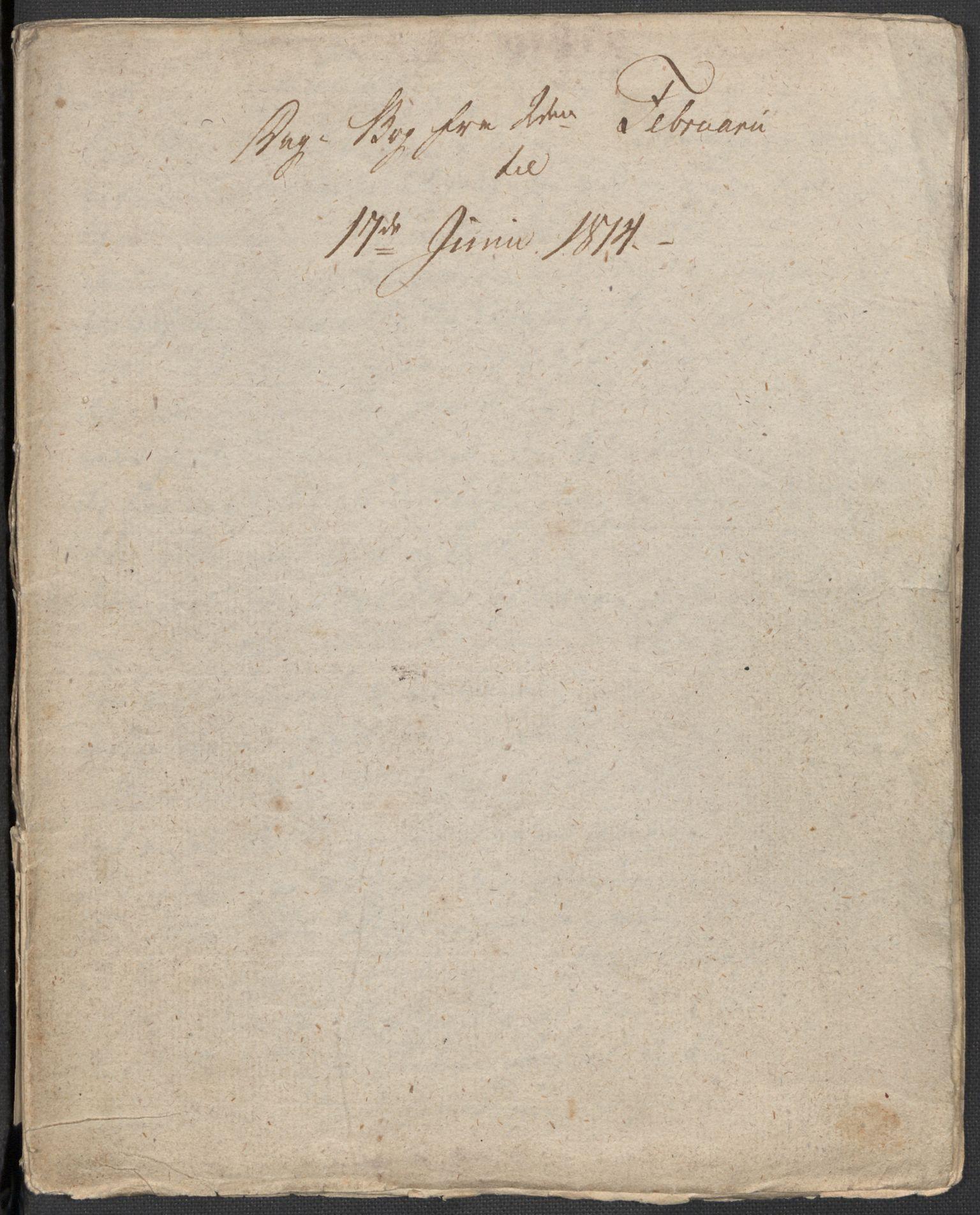 RA, Holck, Meidell, Hartvig, F/L0001: (Kassett) Dagbøker ført av Ole Elias v.Holck, 1798-1842, s. 352