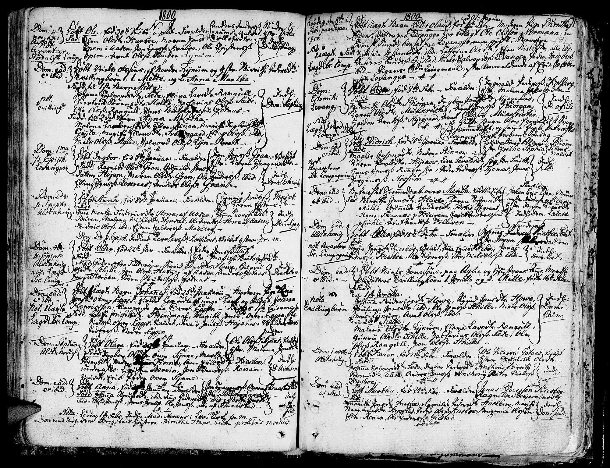 SAT, Ministerialprotokoller, klokkerbøker og fødselsregistre - Nord-Trøndelag, 717/L0142: Ministerialbok nr. 717A02 /1, 1783-1809, s. 91