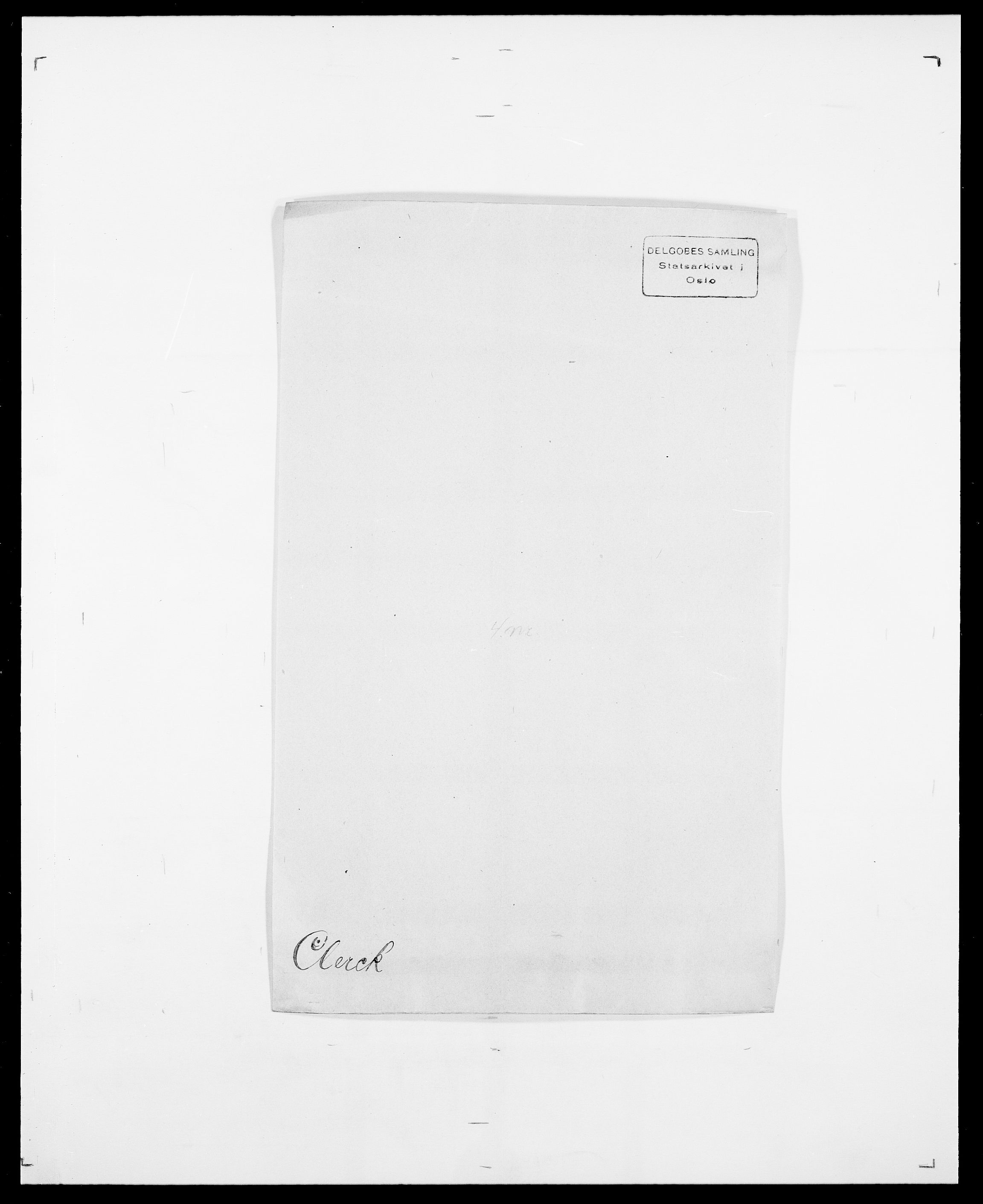 SAO, Delgobe, Charles Antoine - samling, D/Da/L0008: Capjon - Dagenbolt, s. 368