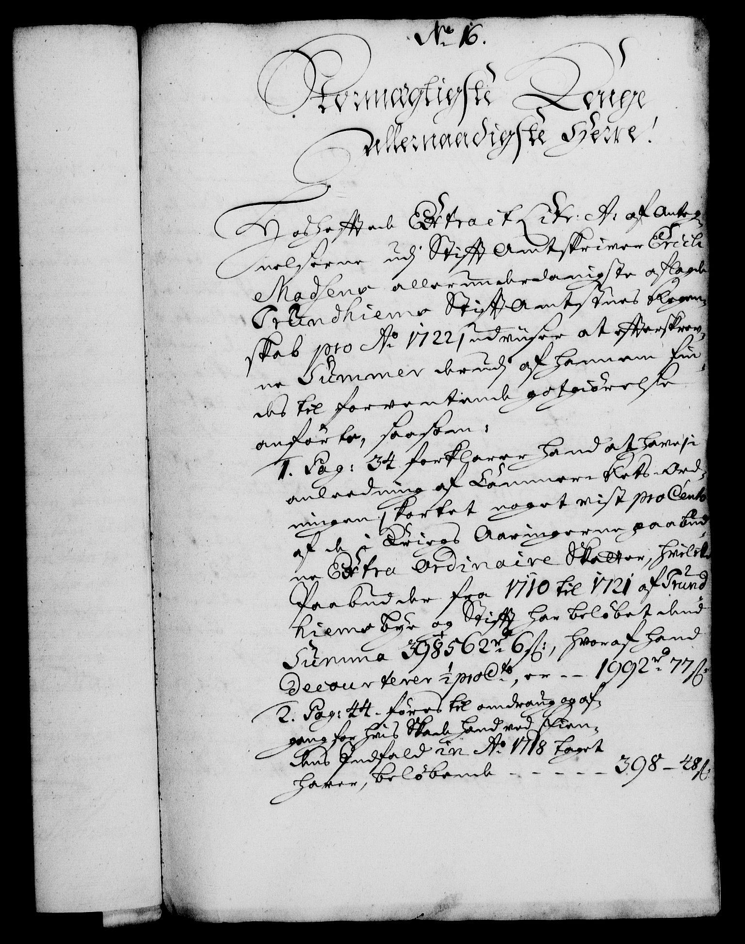 RA, Rentekammeret, Kammerkanselliet, G/Gf/Gfa/L0010: Norsk relasjons- og resolusjonsprotokoll (merket RK 52.10), 1727, s. 136