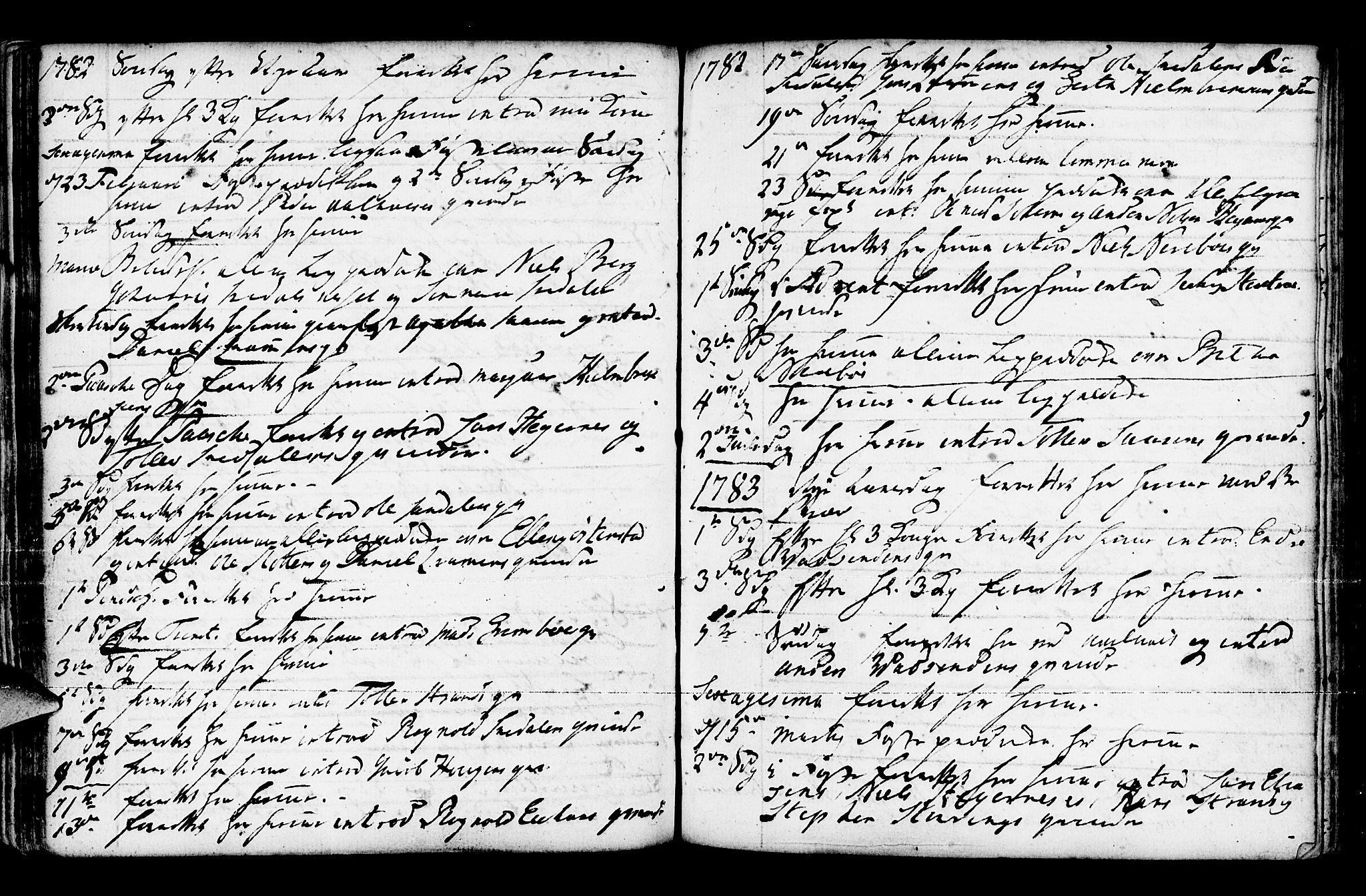 SAB, Jølster Sokneprestembete, H/Haa/Haaa/L0003: Ministerialbok nr. A 3, 1748-1789, s. 175