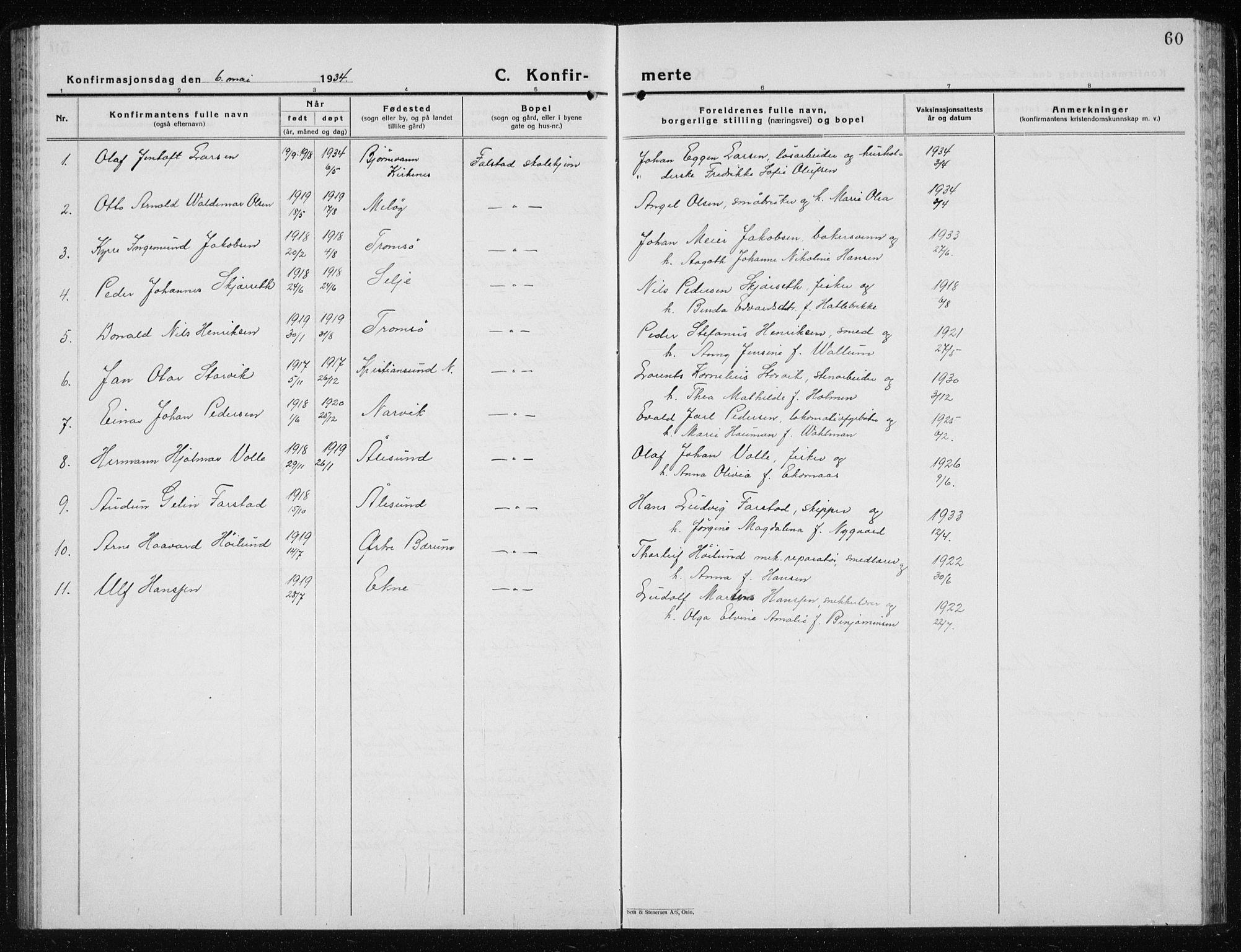 SAT, Ministerialprotokoller, klokkerbøker og fødselsregistre - Nord-Trøndelag, 719/L0180: Klokkerbok nr. 719C01, 1878-1940, s. 60