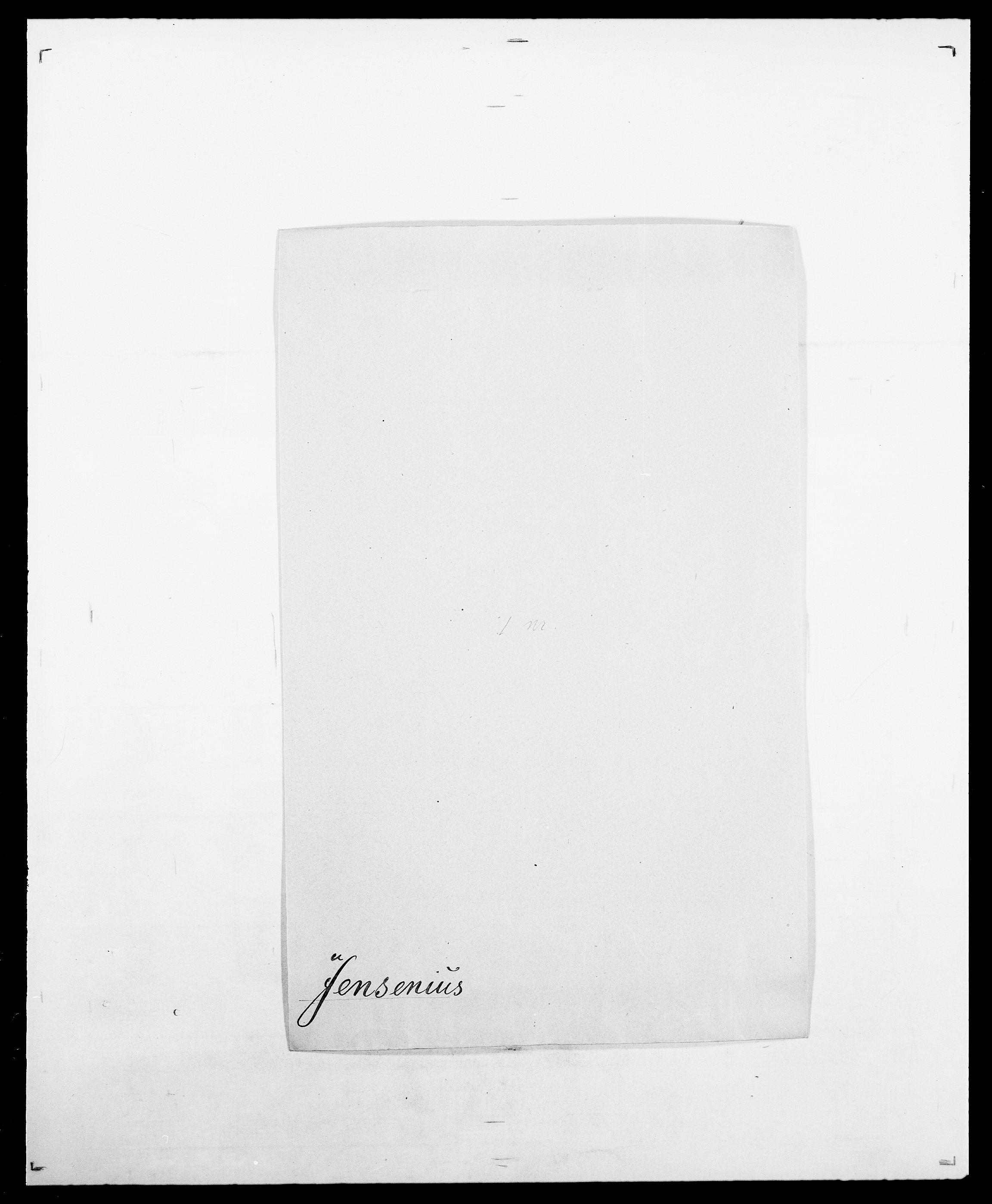 SAO, Delgobe, Charles Antoine - samling, D/Da/L0019: van der Hude - Joys, s. 635